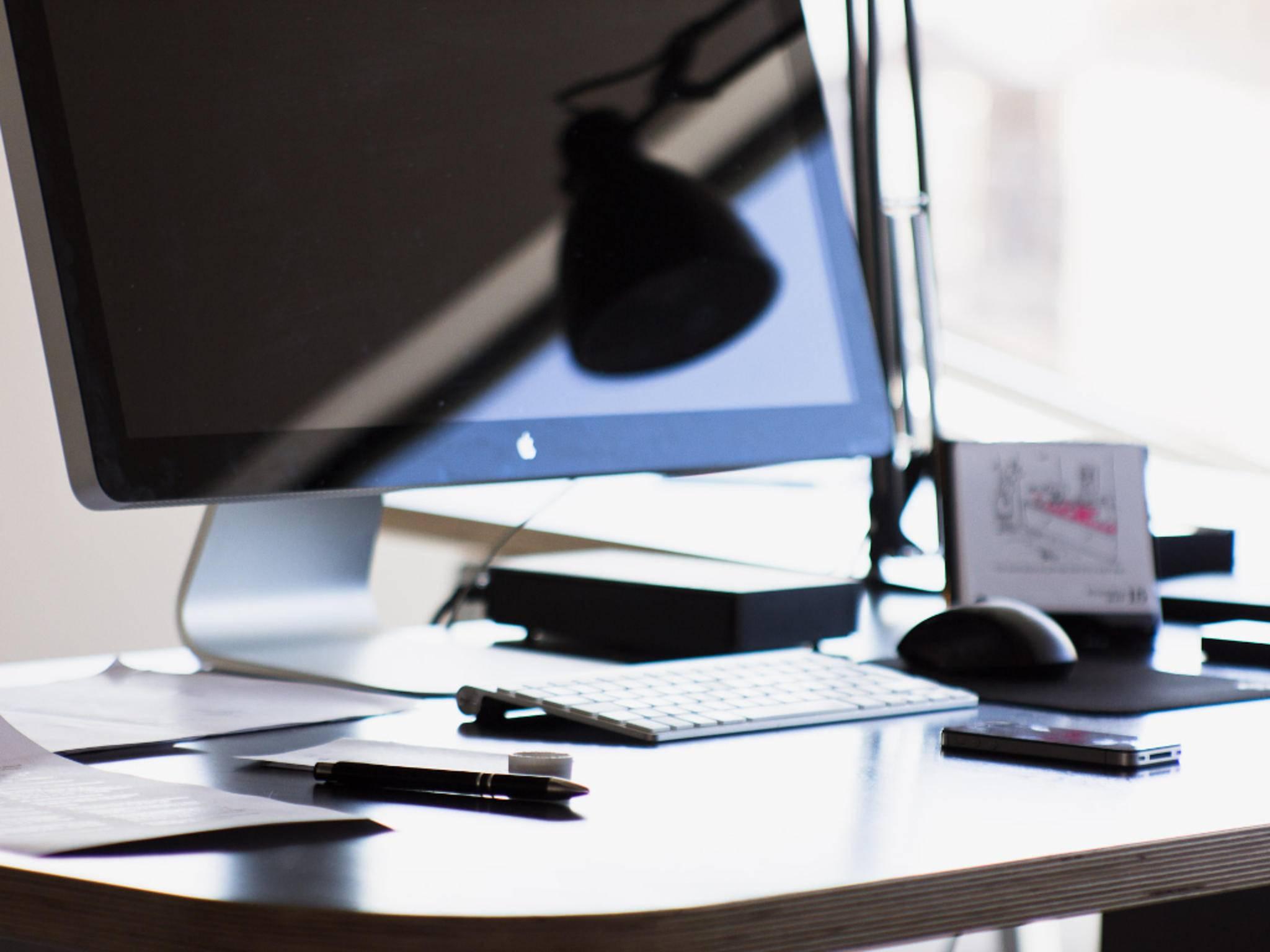 Im Gegensatz zum iMac hat das Thunderbolt Display noch keine 5K-Auflösung.