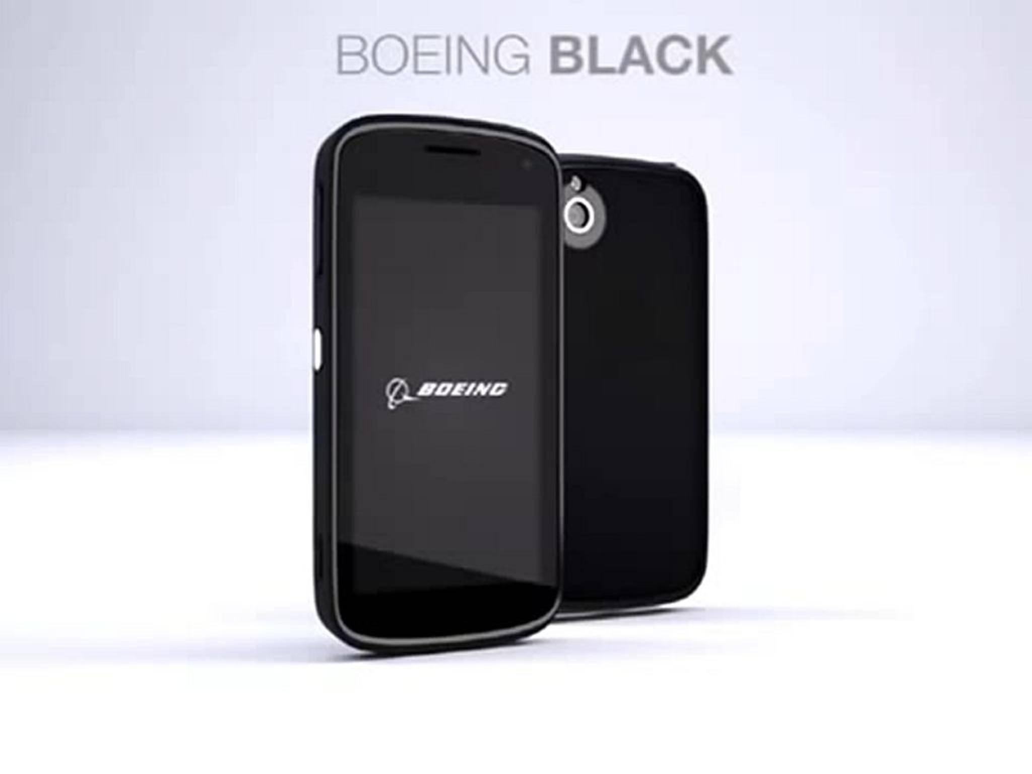 Das Black Phone von Boeing soll bald Realität werden.