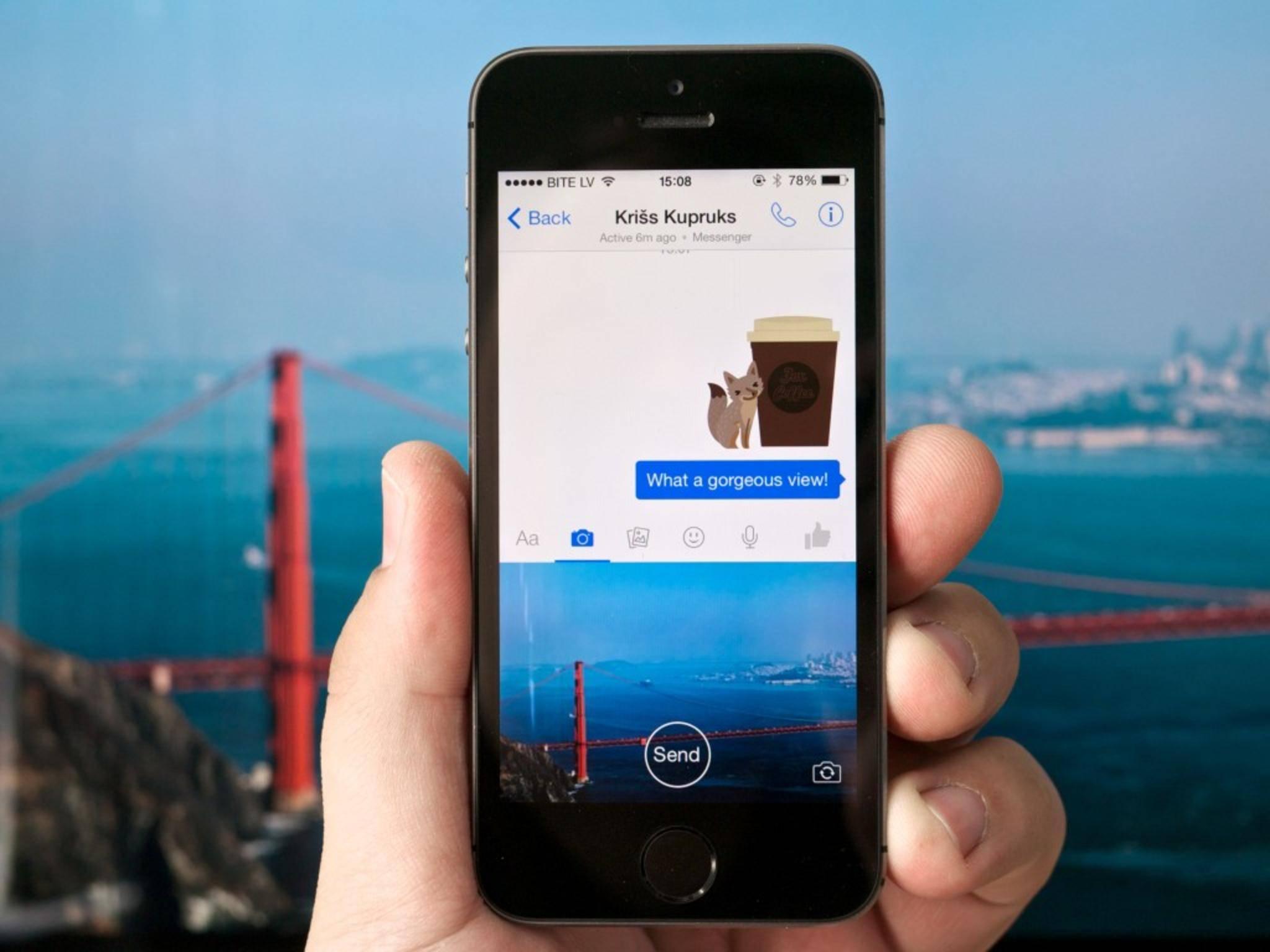 Facebook ist der Meinung, Fotofilter besser einsetzen zu können als der Nutzer.
