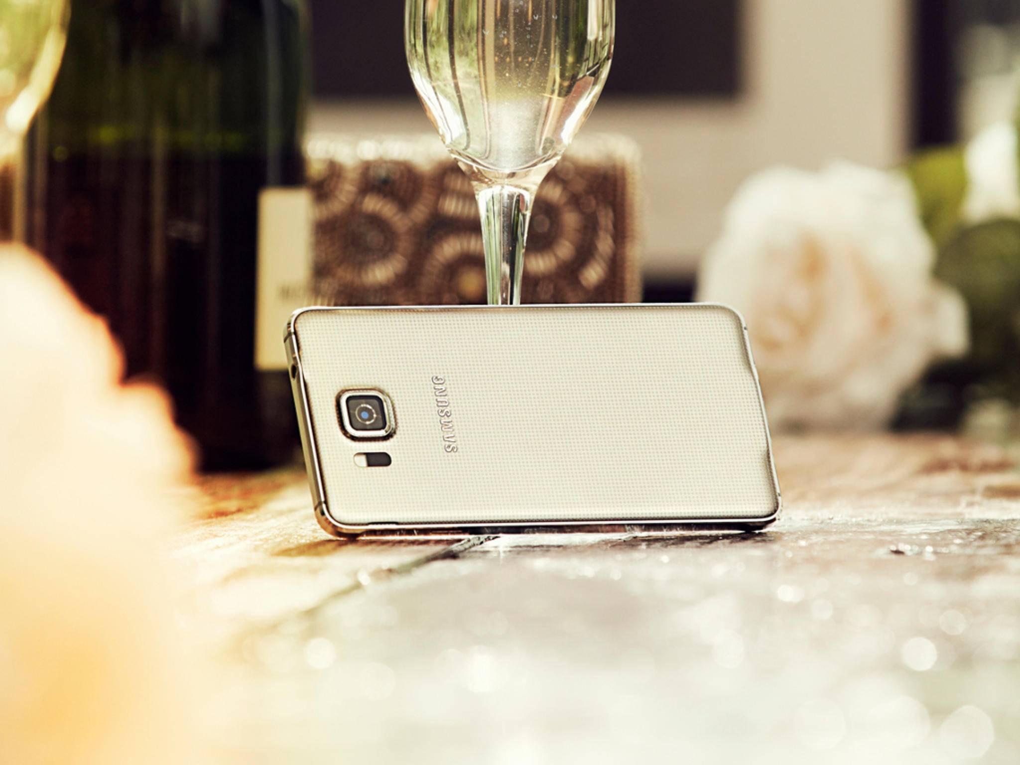Beim Galaxy Alpha wagte auch Samsung mehr Premium – endlich?