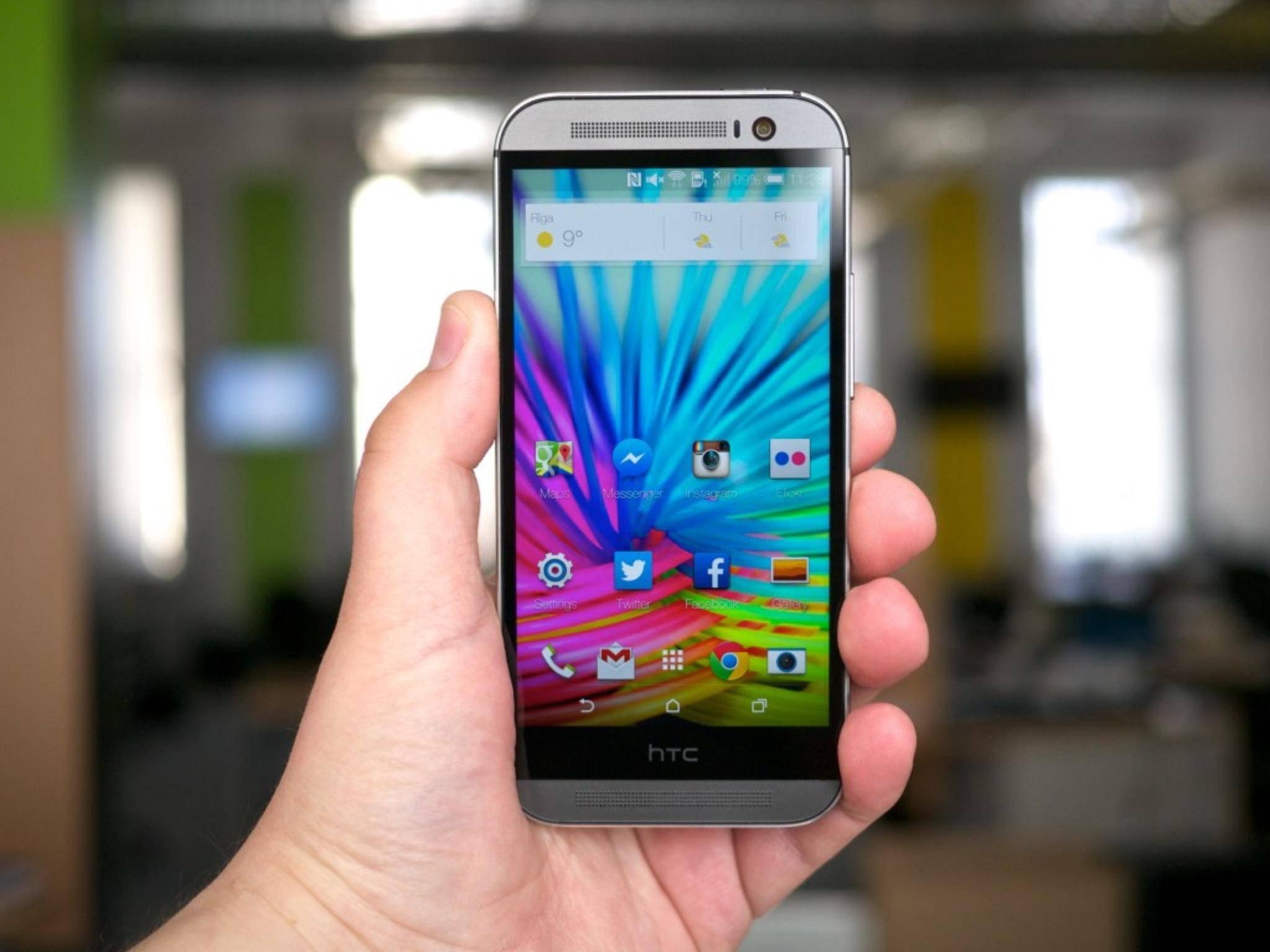 Intern wird der HTC One M8-Nachfolger derzeit als HTC Hima gehandelt.