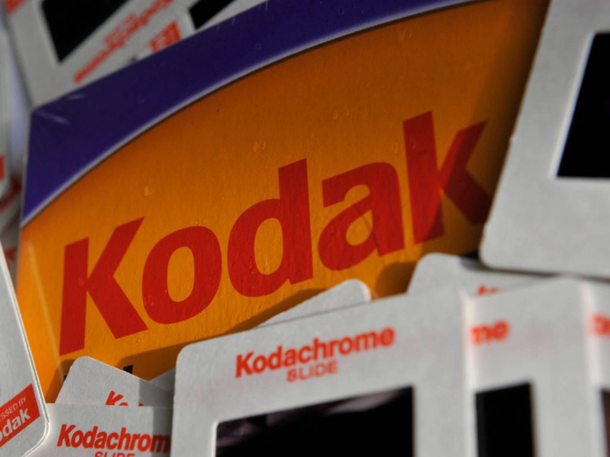 Bislang ist Kodak für Kameras und Fotografiezubehör bekannt - nun will man moderner werden.
