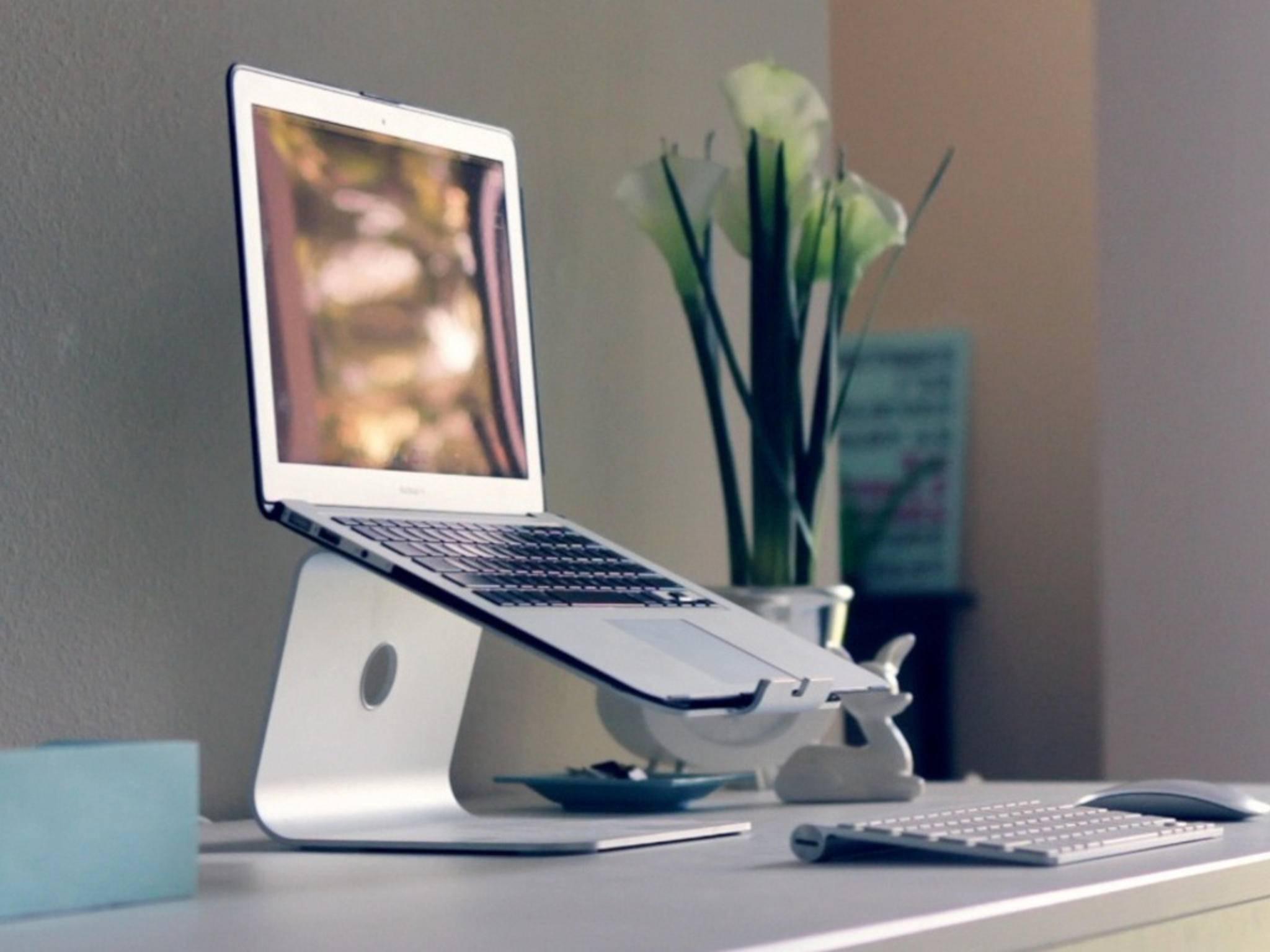 Mit einer Brennstoffzelle könnte das MacBook viel länger durchhalten.