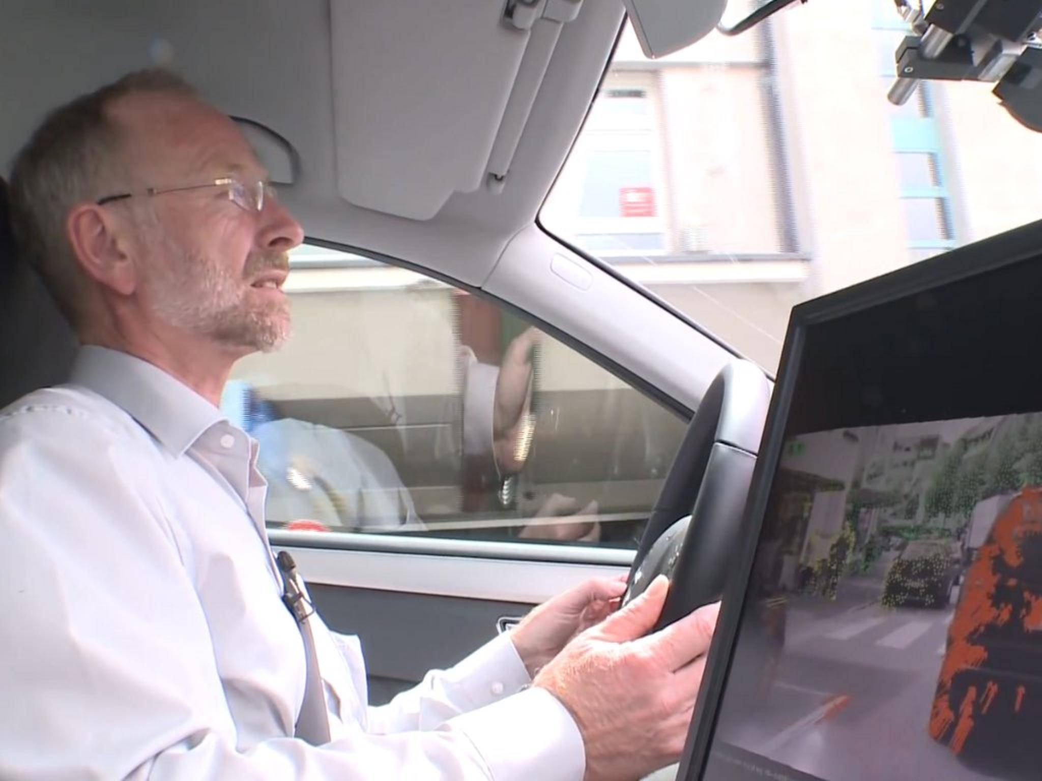 Bereits seit Jahren setzt Daimler auf die 6D-Vision-Technologie.