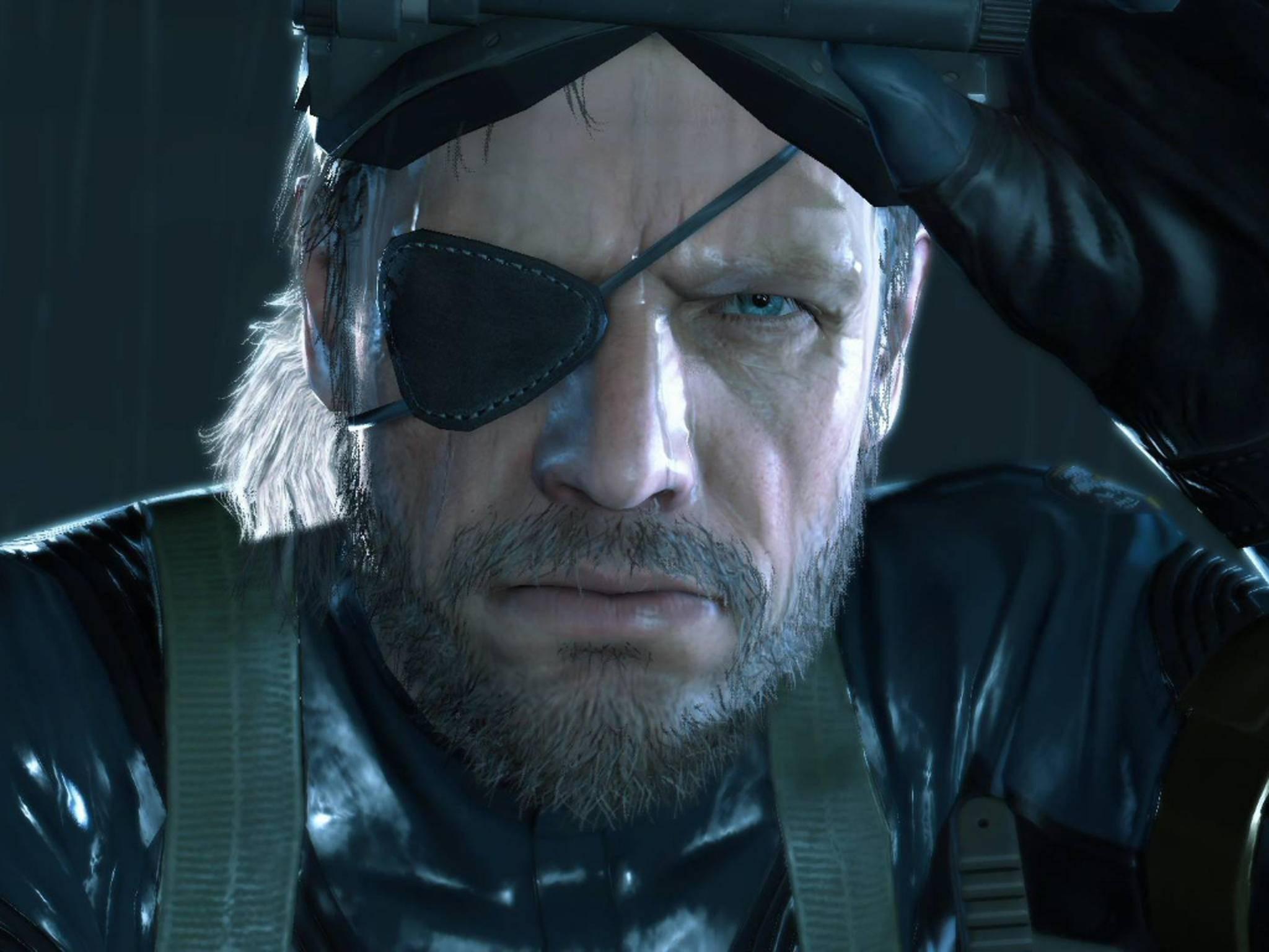 """Snake hat in der """"Metal Gear""""-Serie bestimmt auch irgendwann den Durchblick verloren."""