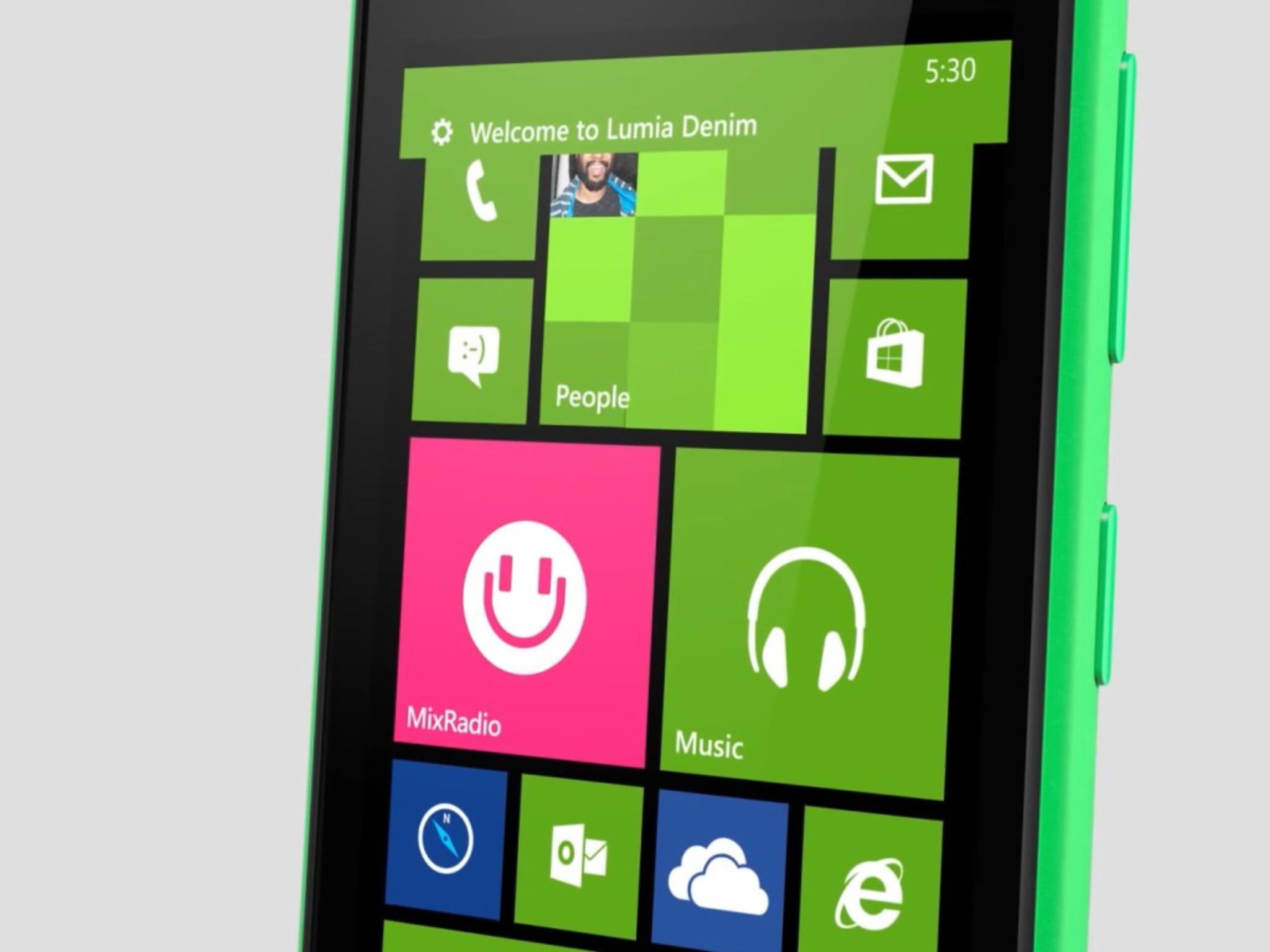 Microsoft Lumia Denim Update