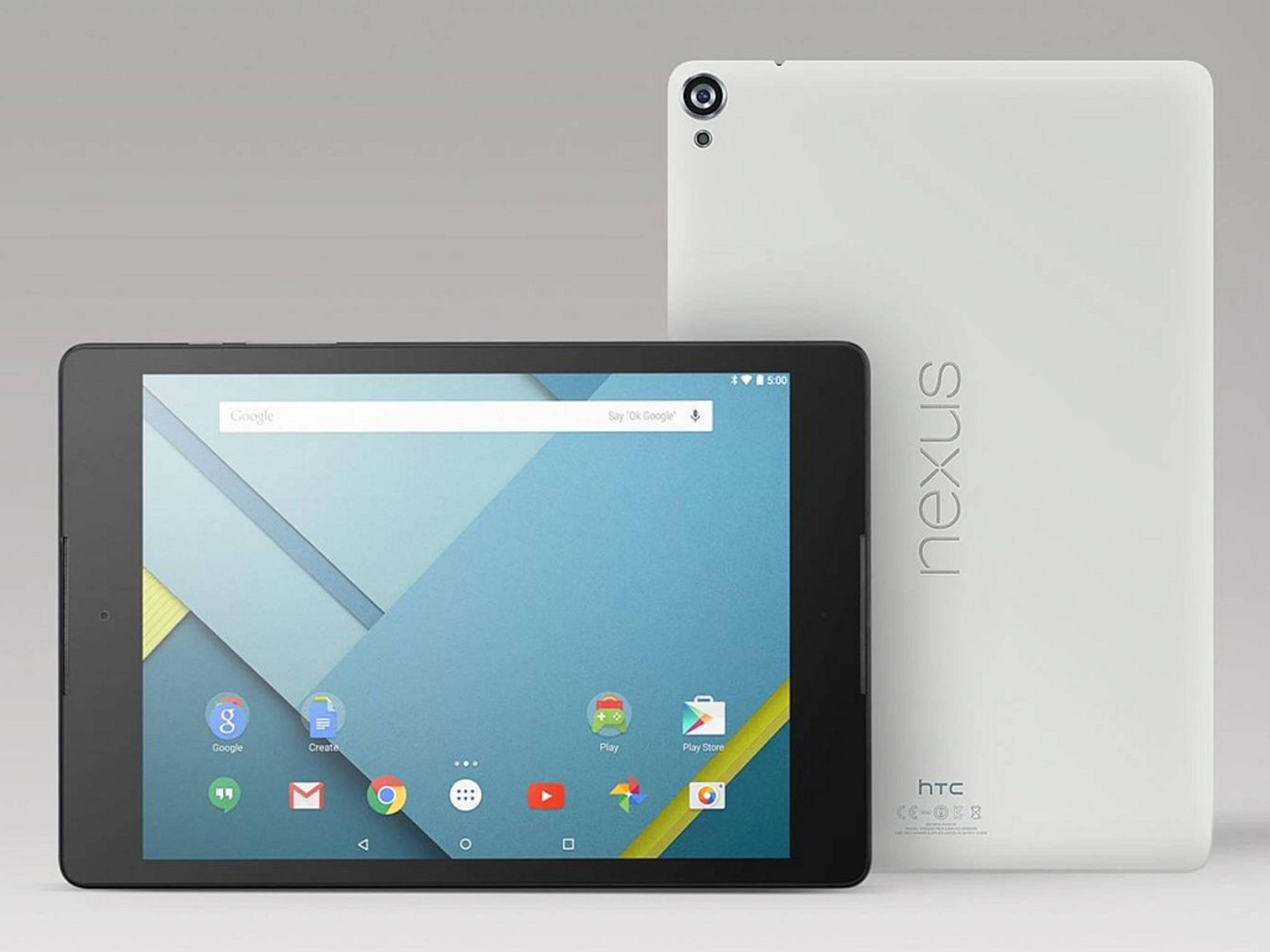 Legt HTC nach dem Google-Tablet ein eigenes Modell nach?