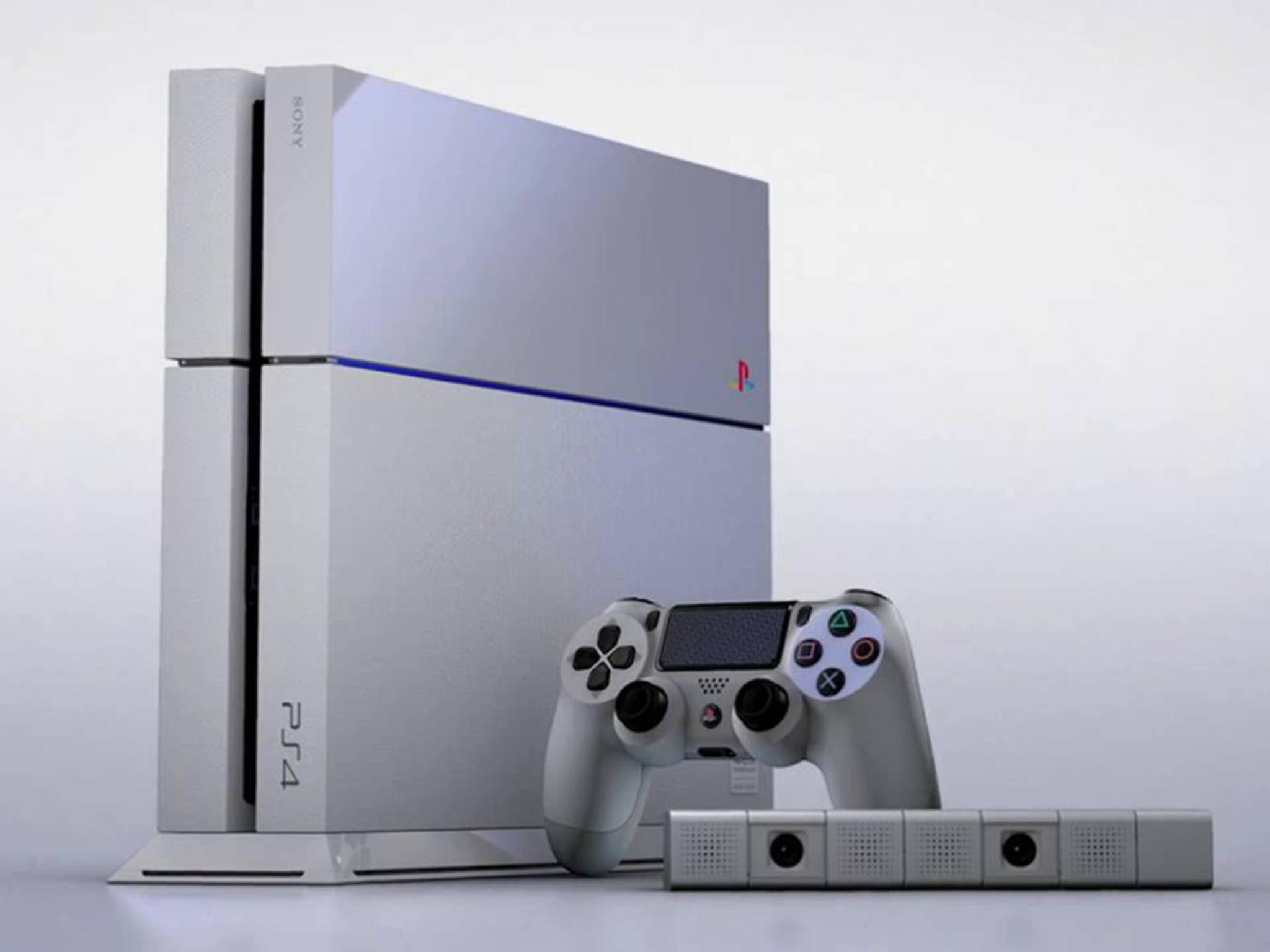 Begehrtes Sammlerstück: Die PS4 im Retro-Design war blitzschnell vergriffen.