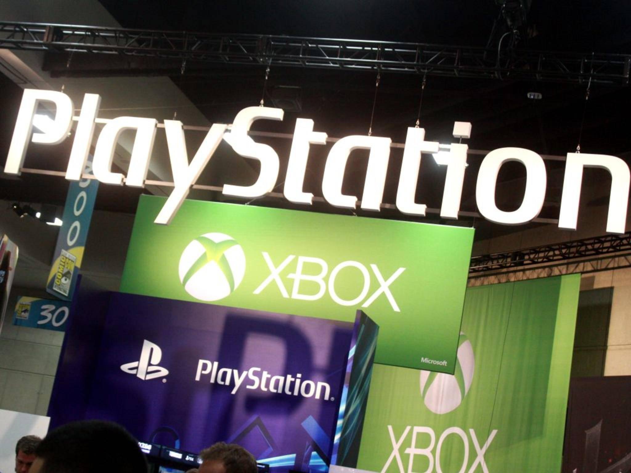 Noch immer streiten PS4 und Xbox One um die Vorherrschaft auf dem Konsolenmarkt.