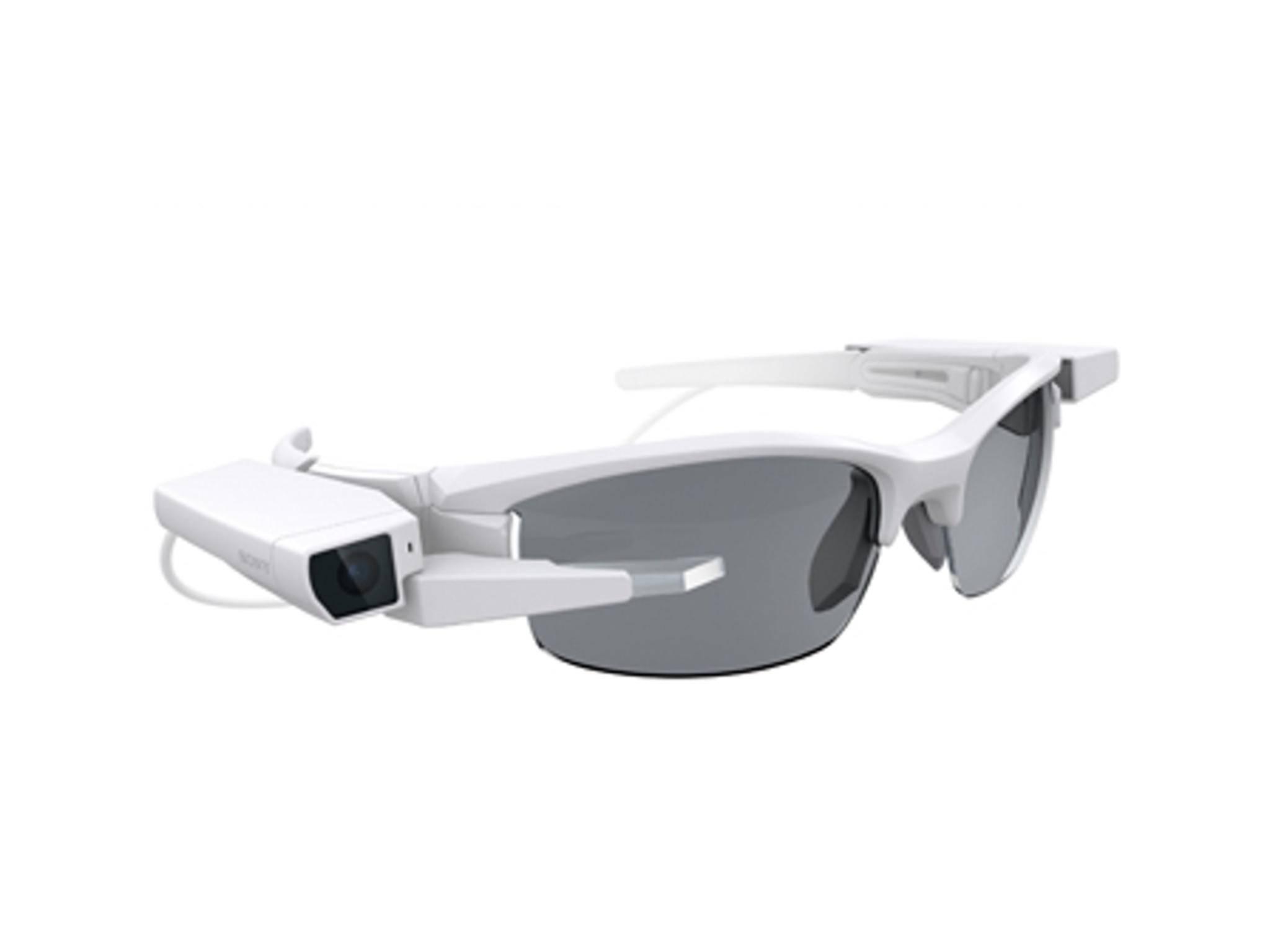 Anclip-Smartglass von Sony