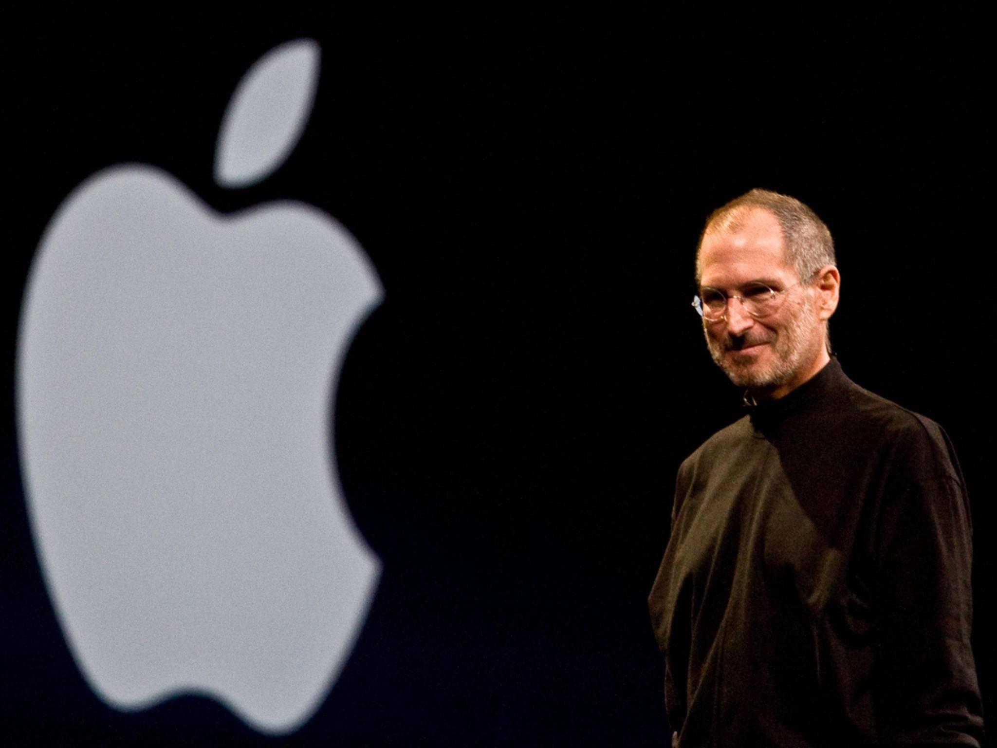 Tritt in neuem Gerichts-Video als Zeuge im Kartellrechtsprozess gegen Apple auf: Steve Jobs