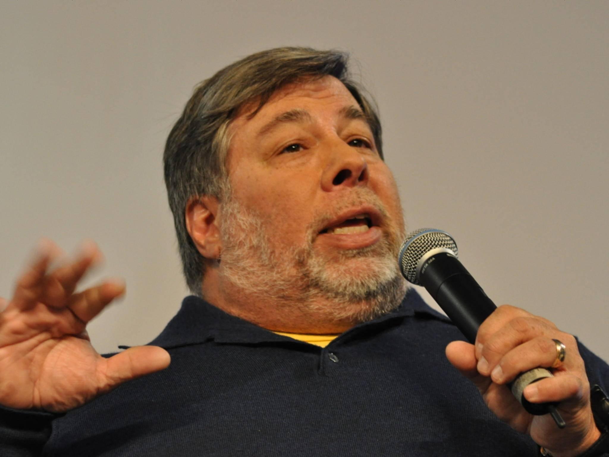 Apple-Mitbegründer Steve Wozniak bekommt eine eigene Reality-Show im Fernsehen.