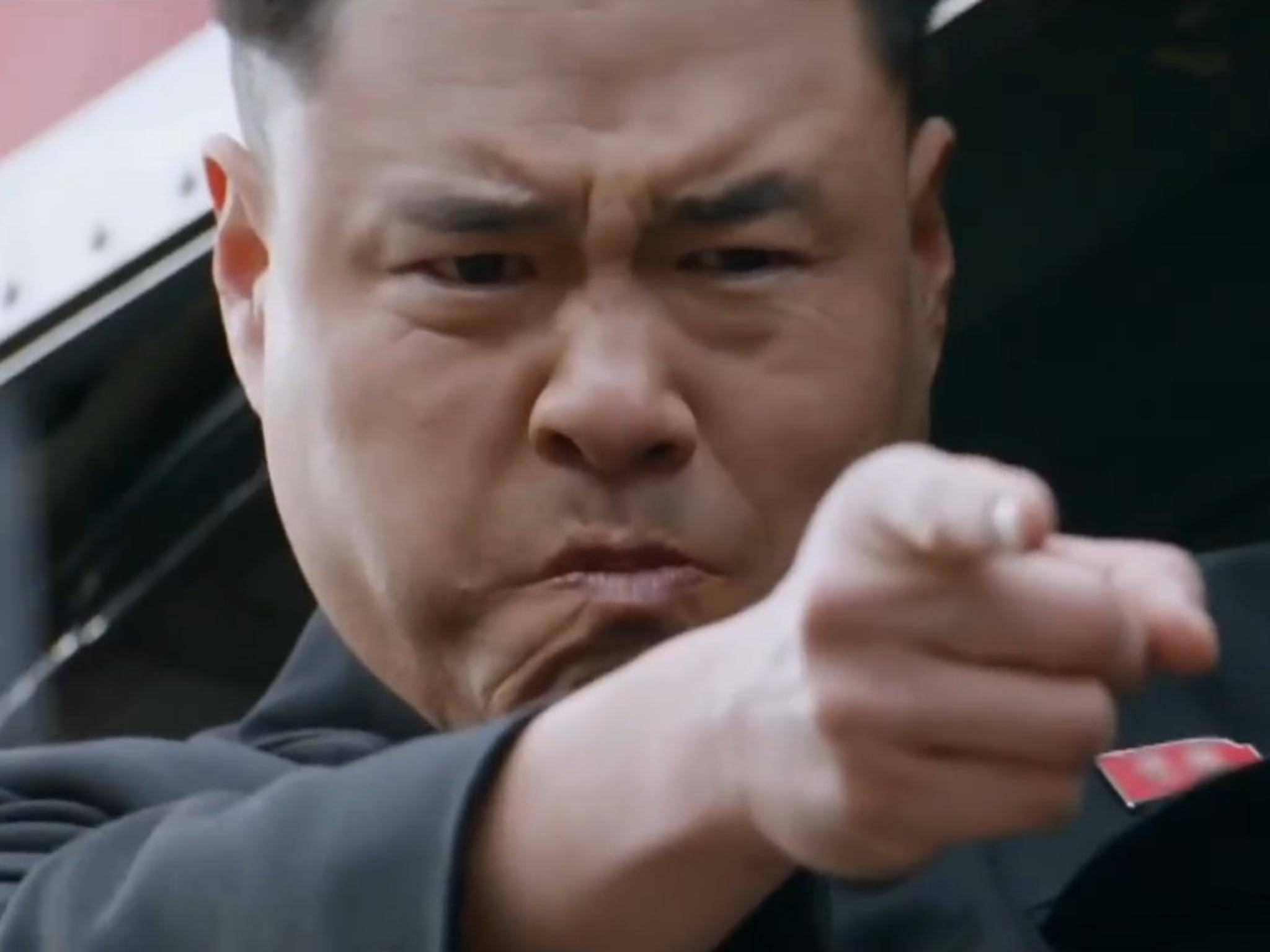 """Randall Park spielt im Film """"The Interview"""" den Diktator Kim Jong-un."""