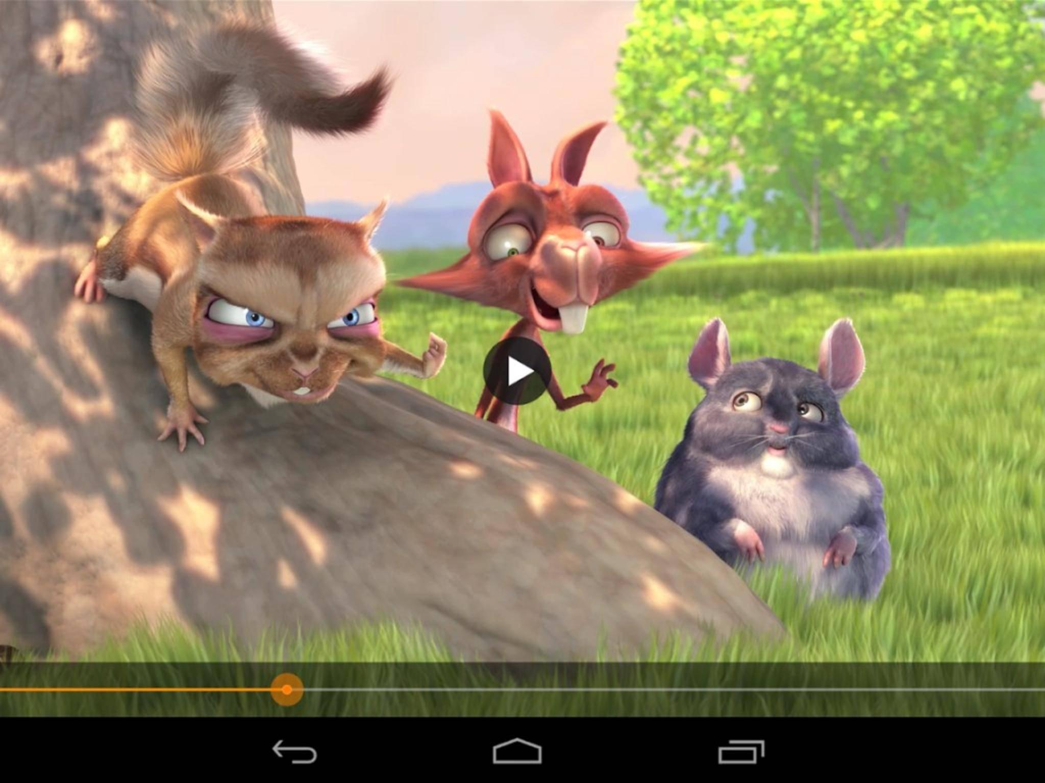 """Der VLC Player für Android ist seit Montag seinen """"Beta""""-Zusatz los."""