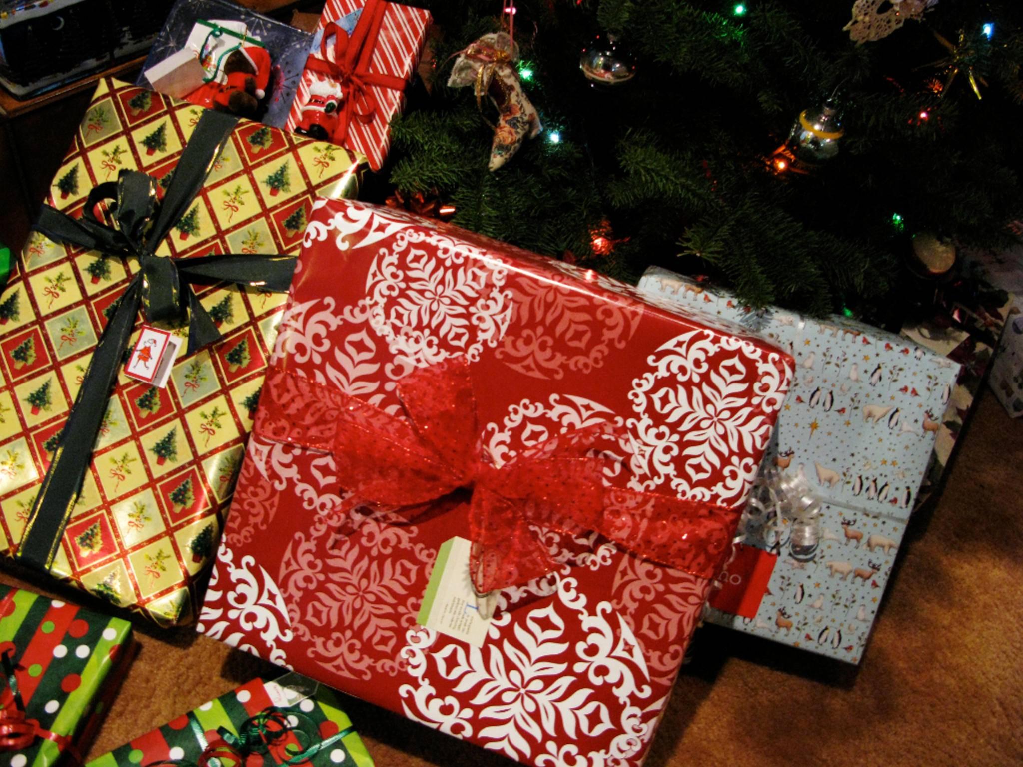 Diese Technik-Gadgets könnten unterm Weihnachtsbaum liegen.