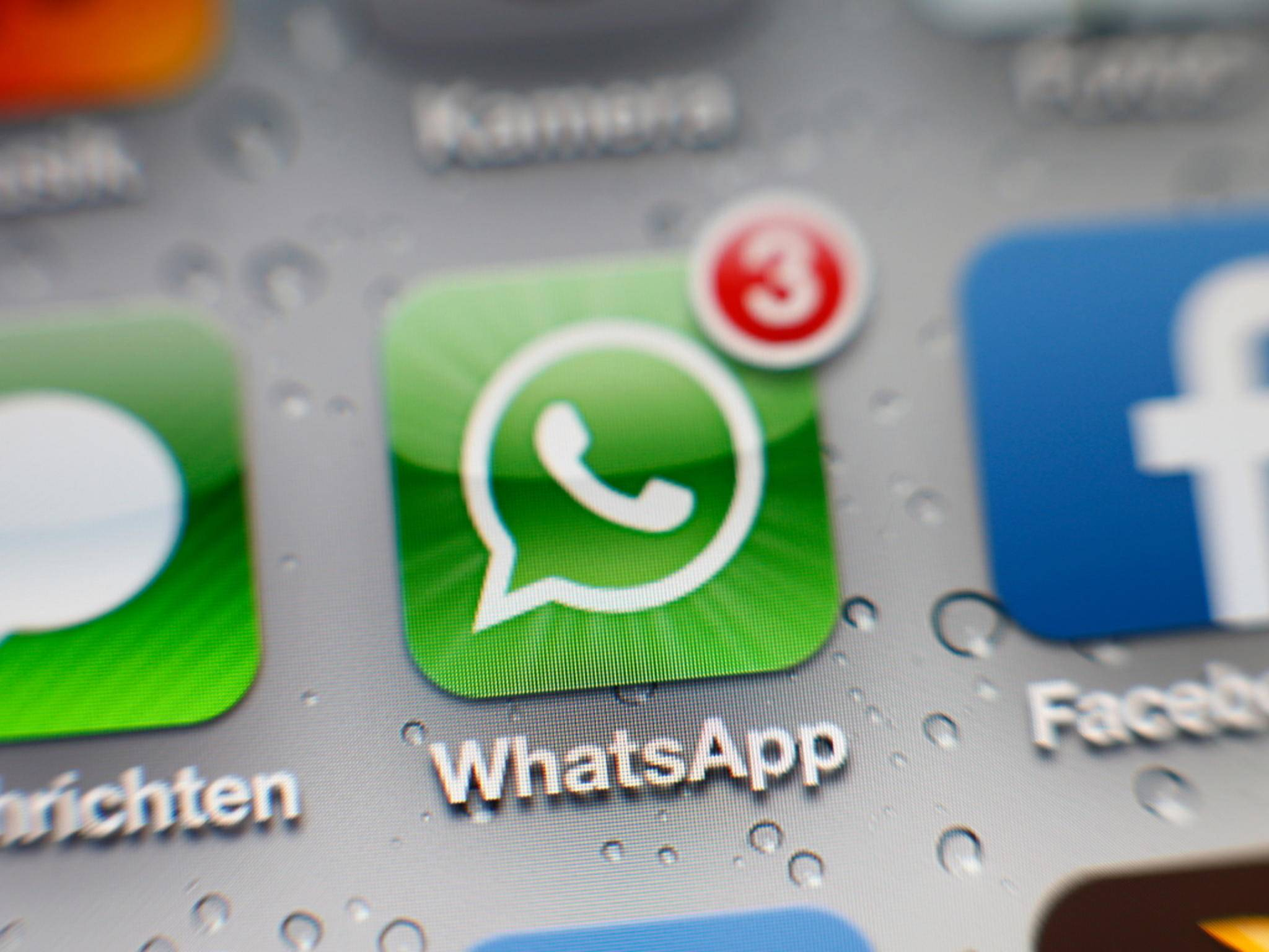Das WhatsApp-Update bringt neue Features aufs iPhone.