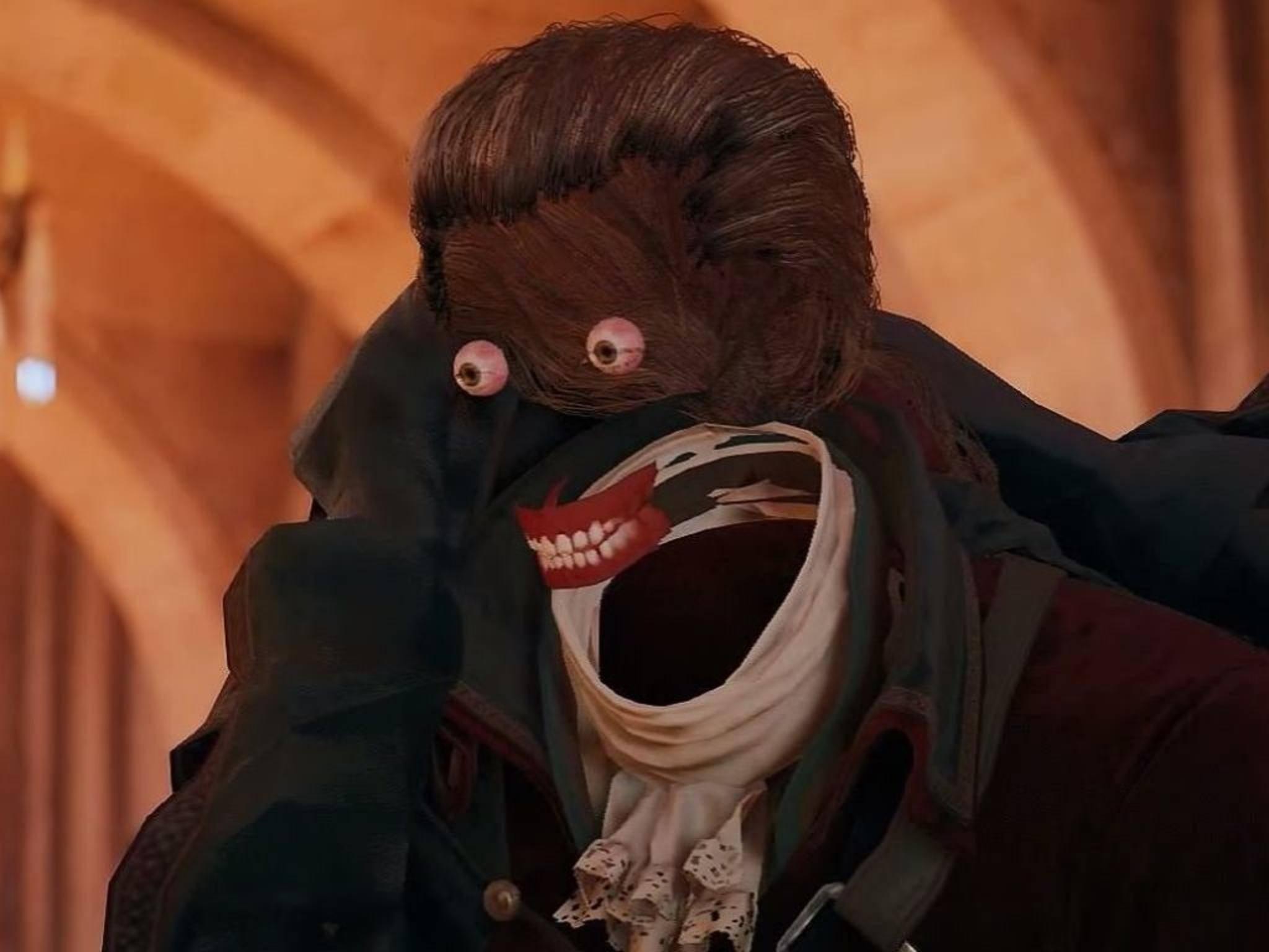 """""""Was hast du für großeAAAARGH!"""" - Die Spieler sind mächtig sauer über die vielen Bugs in """"Assassin's Creed Unity""""."""