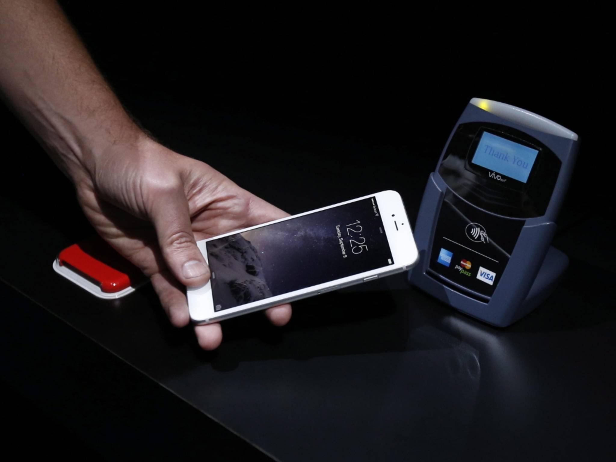 Apple Pay soll bald auch in Europa das Bezahlen vereinfachen.