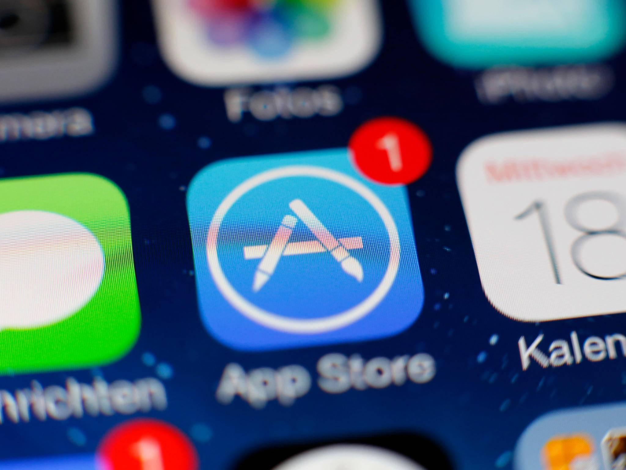 Im App Store von Apple tauchte kurzzeitig eine Indoor-Navi-Anwendung auf.
