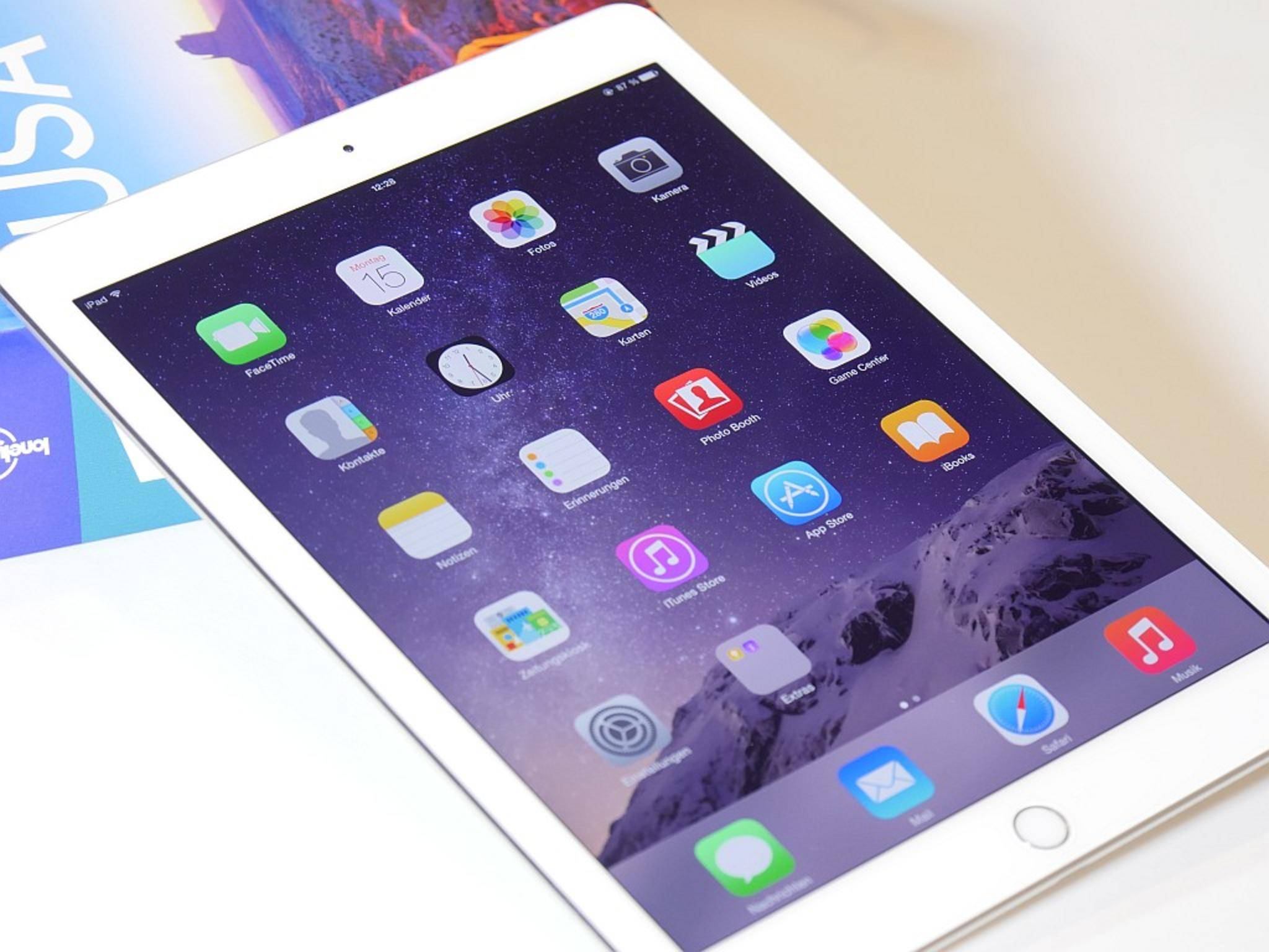 Bald nicht mehr verfügbar? Das iPad Air 2.