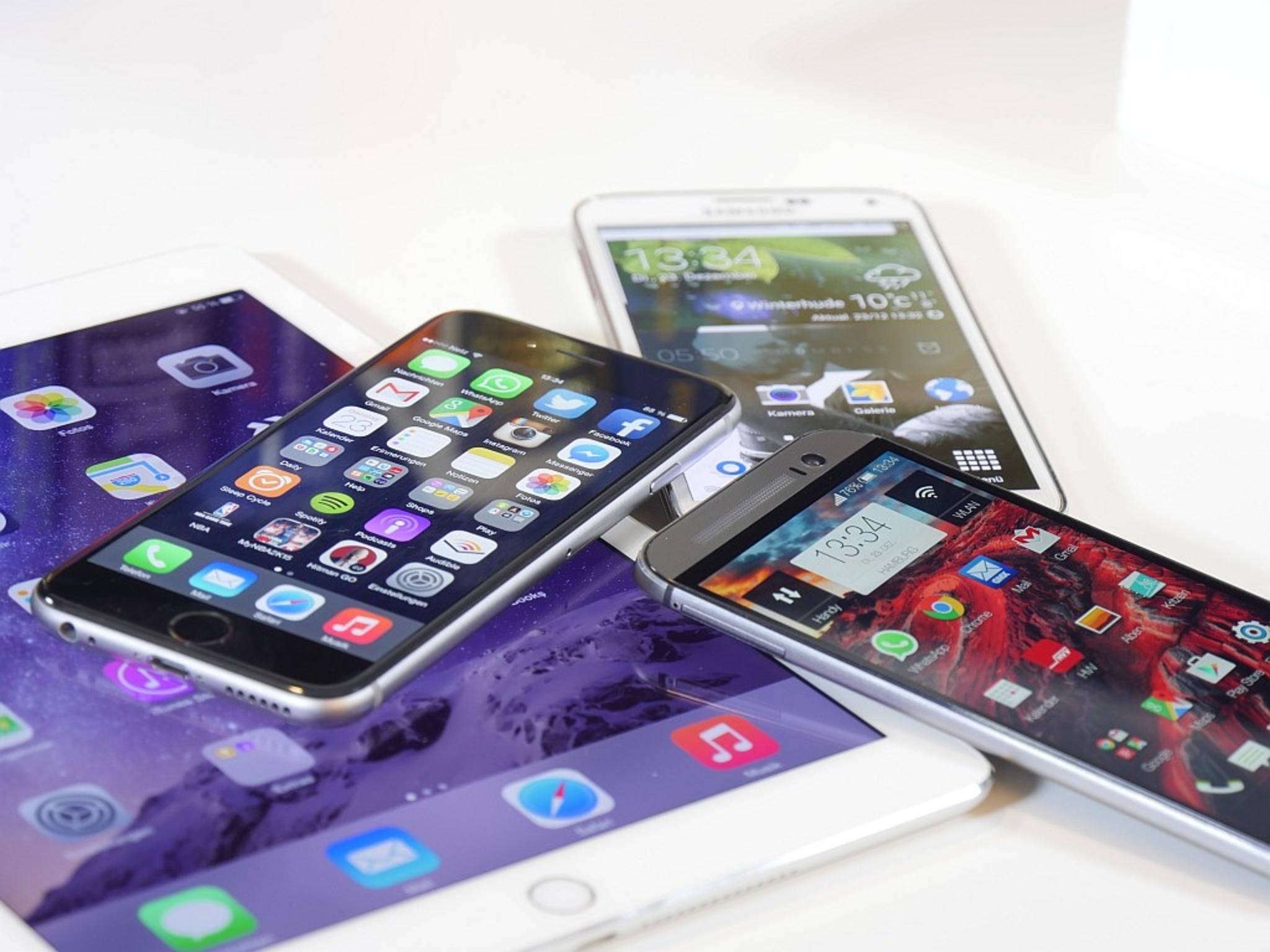 Braucht man überhaupt noch Flaggschiffe von Apple, HTC und Samsung?