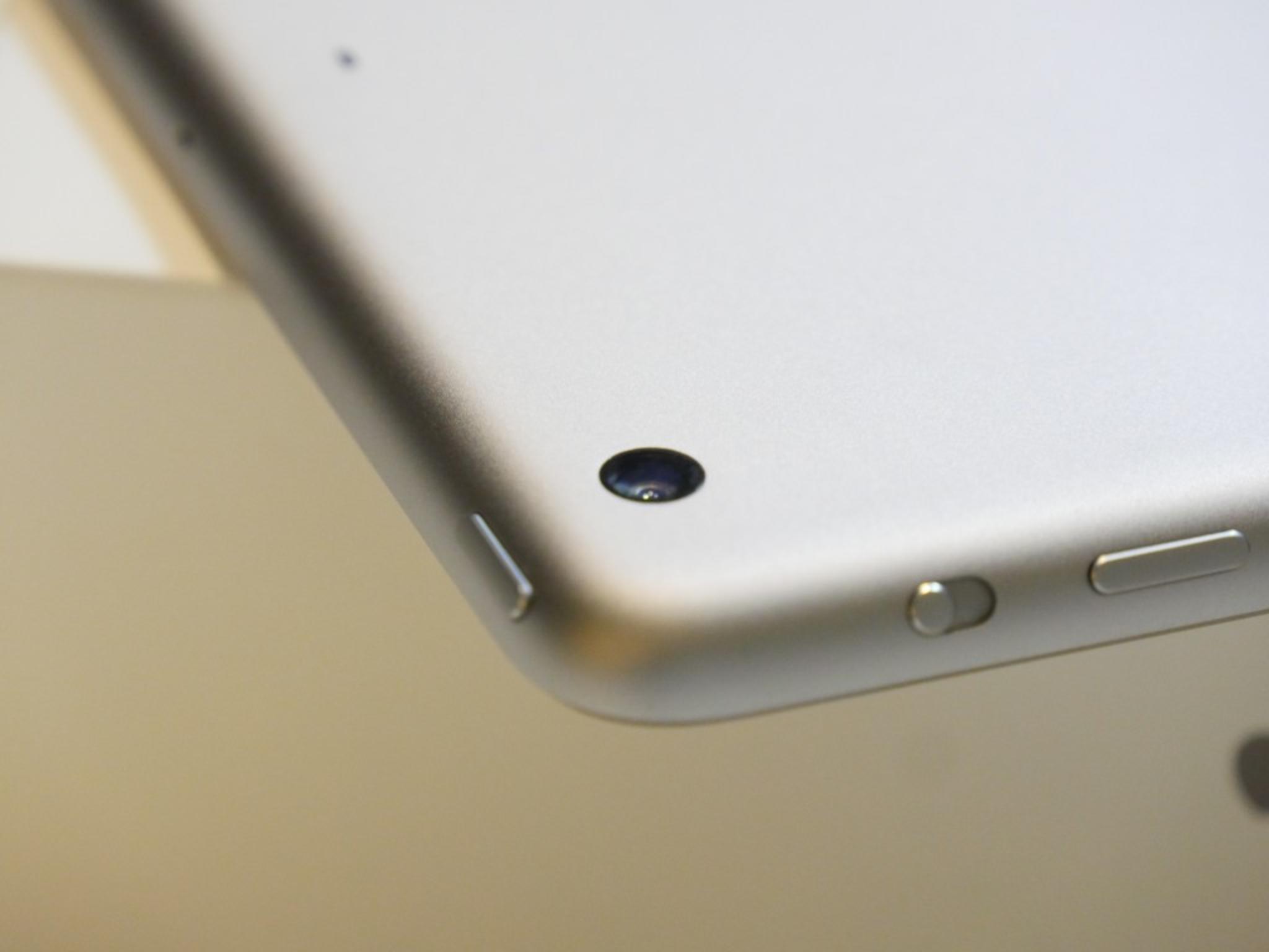 Die Rückkamera löst mit 5 Megapixeln auf.