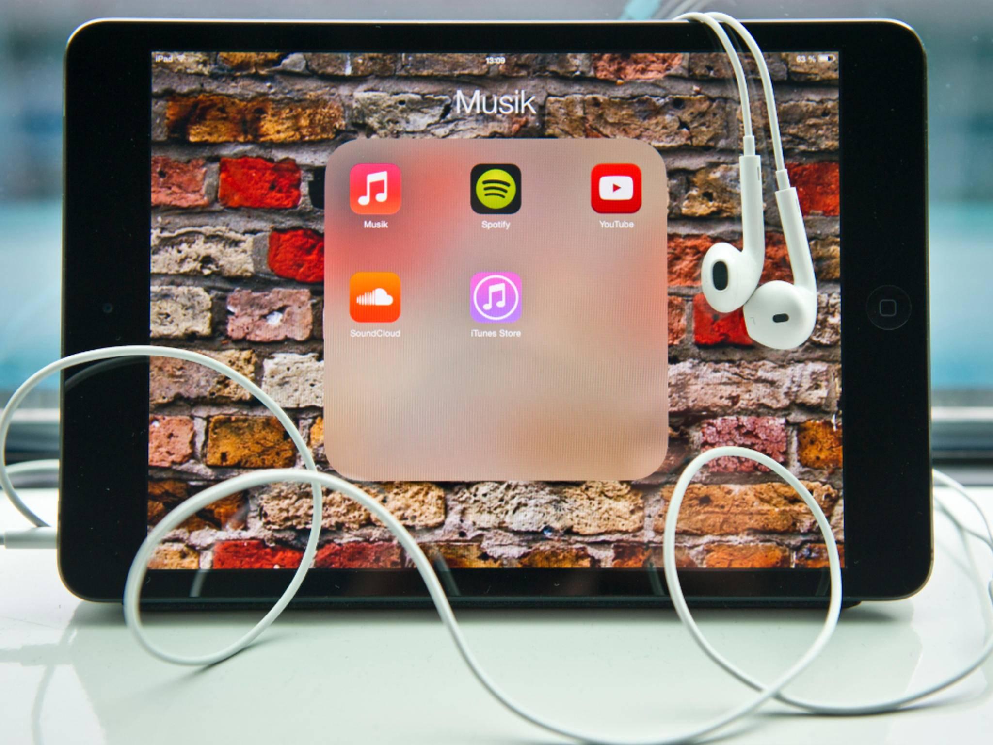 Apple iTunes: Musik-Streaming bald dabei?