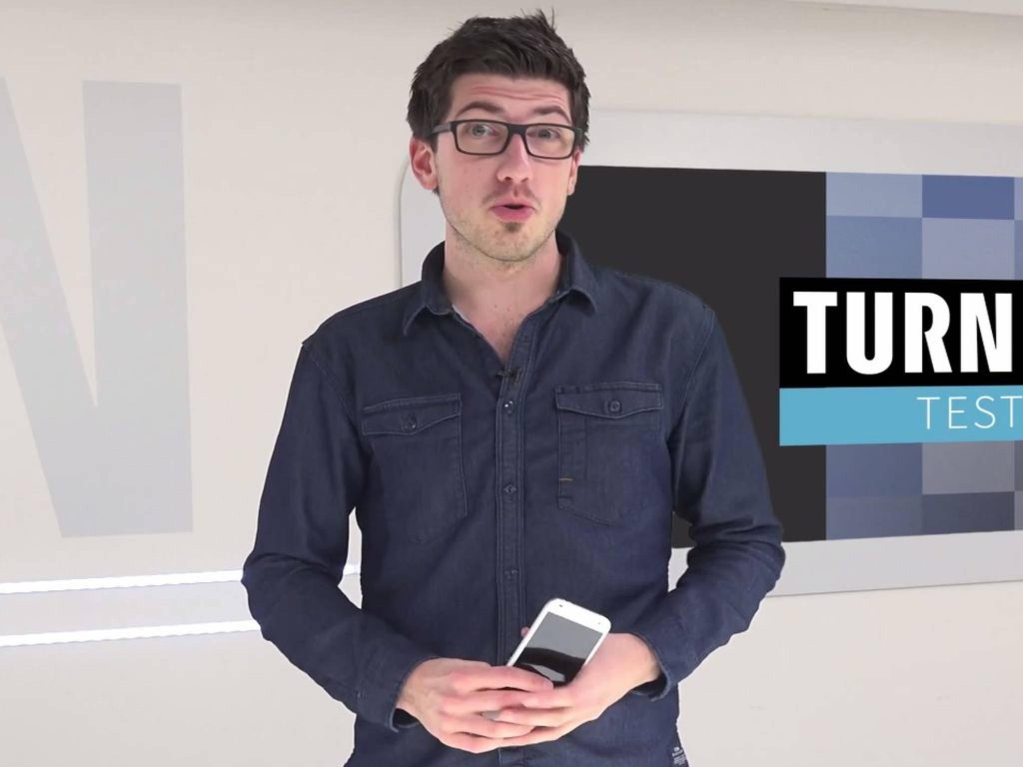Alex testet das Huawei Ascend G7.
