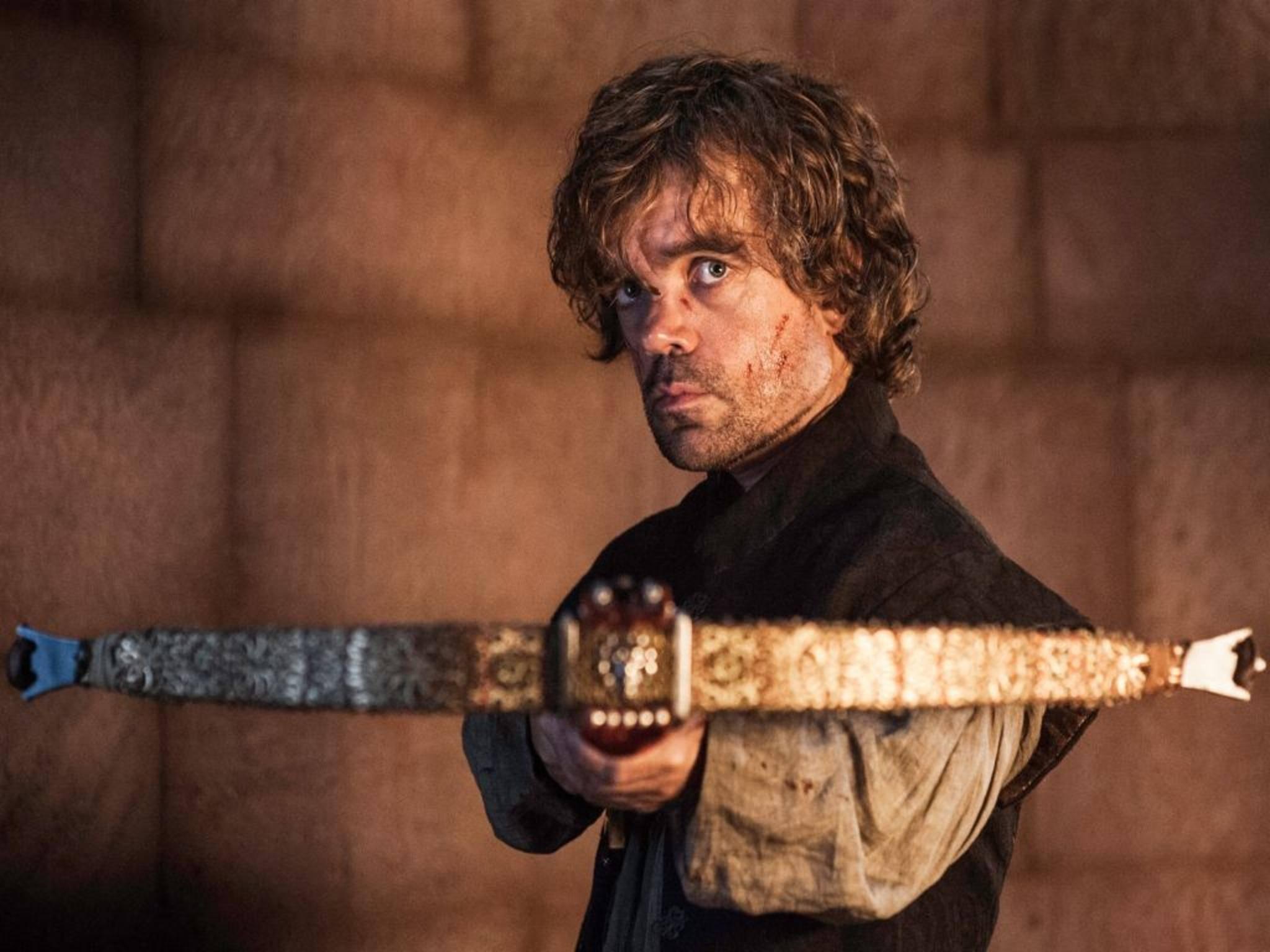 """""""Game of Thrones"""" geht weiter: Fan-Favorite Tyrion Lannister ist verständlicherweise etwas besorgt."""