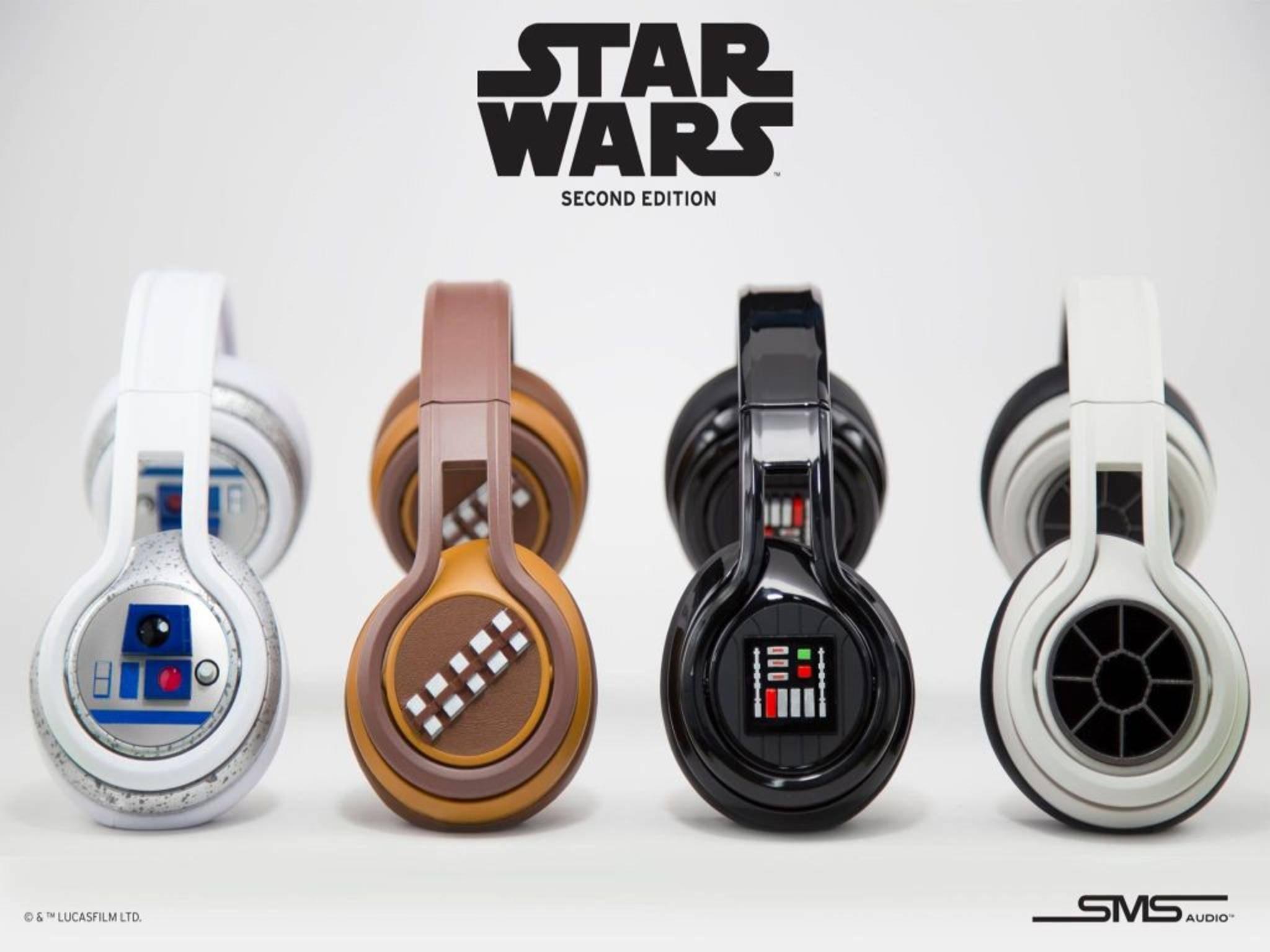 """""""Das sind nicht die Star-Wars-Kopfhörer, nach denen ihr sucht."""" - """"Doch, eigentlich schon!"""""""
