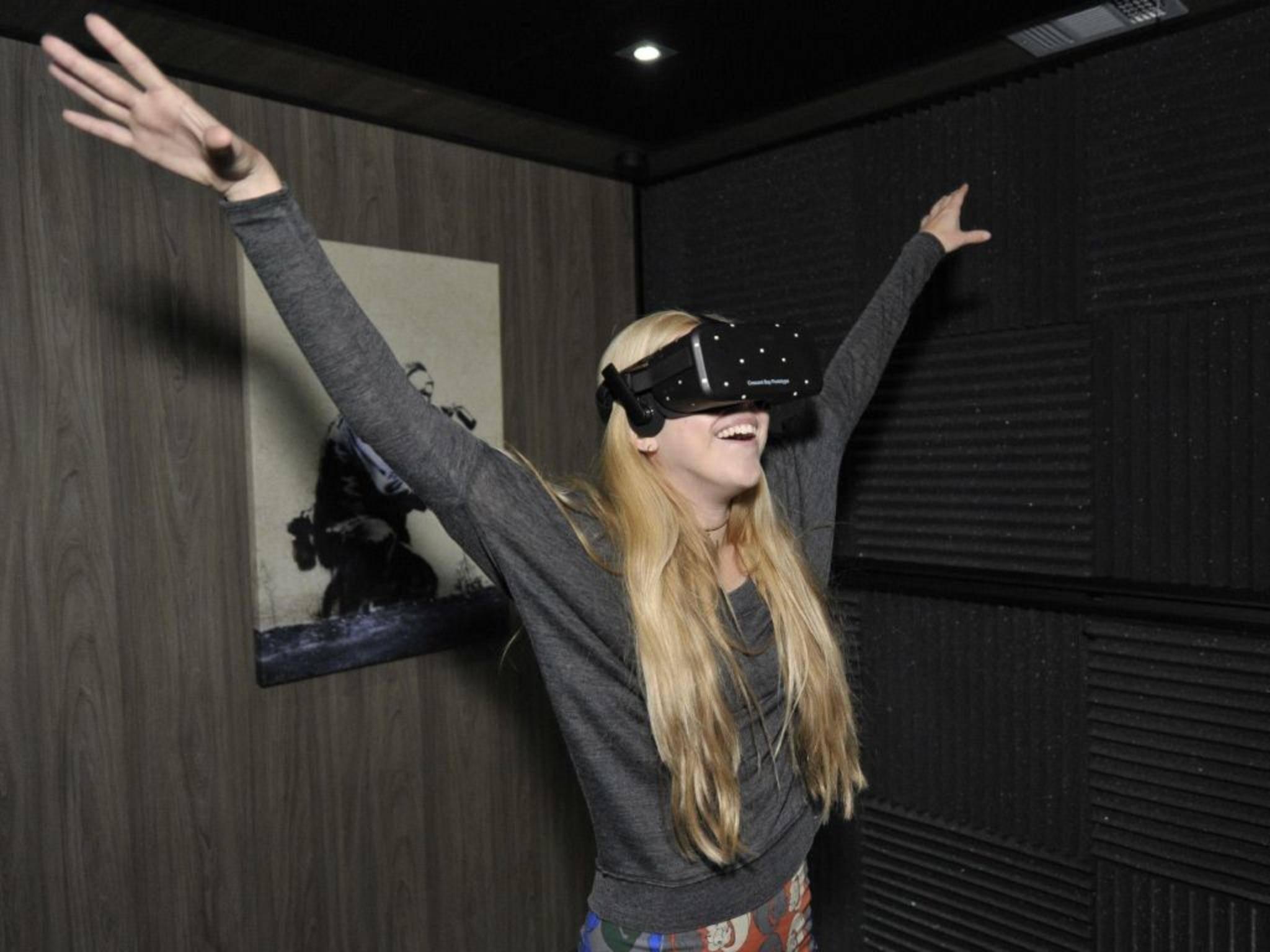 """""""So gefallen mir Filme mit Channing Tatum am besten!"""" - Oculus will Virtuelle Realität auch im Kino etablieren."""