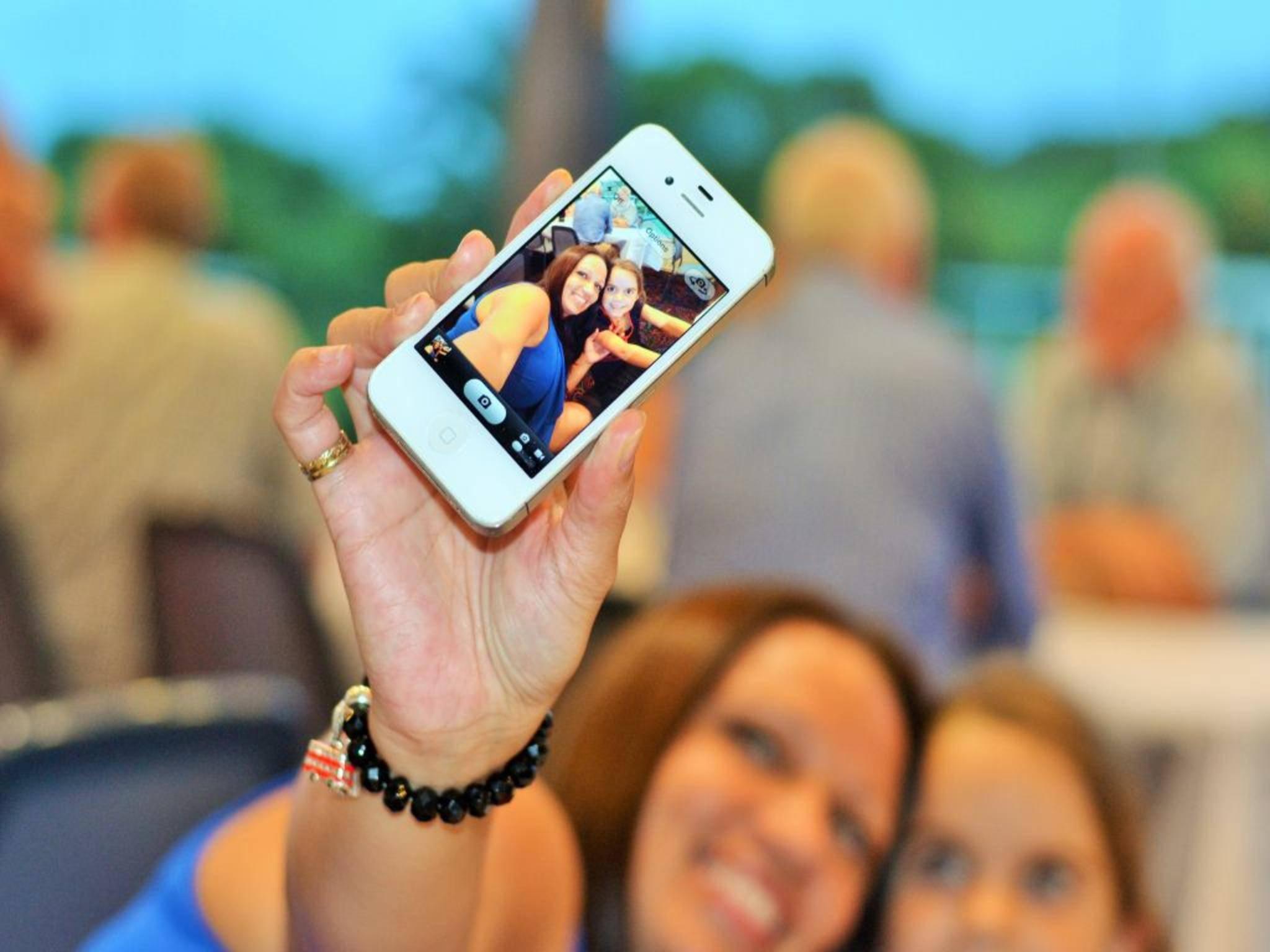Motiv, Winkel, Licht: Beim perfekten Selfie muss man auf viele Dinge achten.