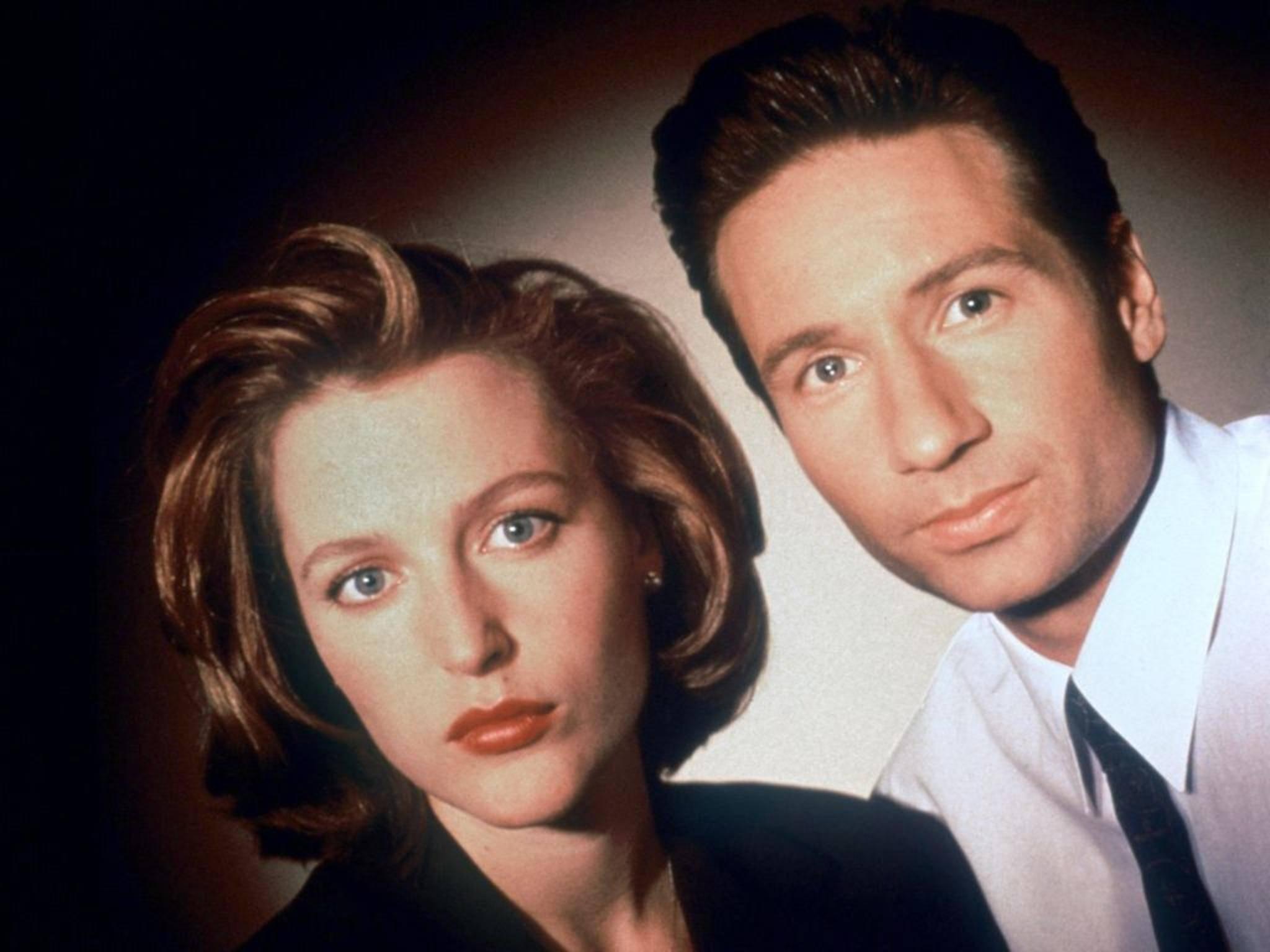 Sie ist die Skeptikerin, er der UFO-Anhänger: Scully und Mulder könnten bald wieder die X-Akten öffnen.
