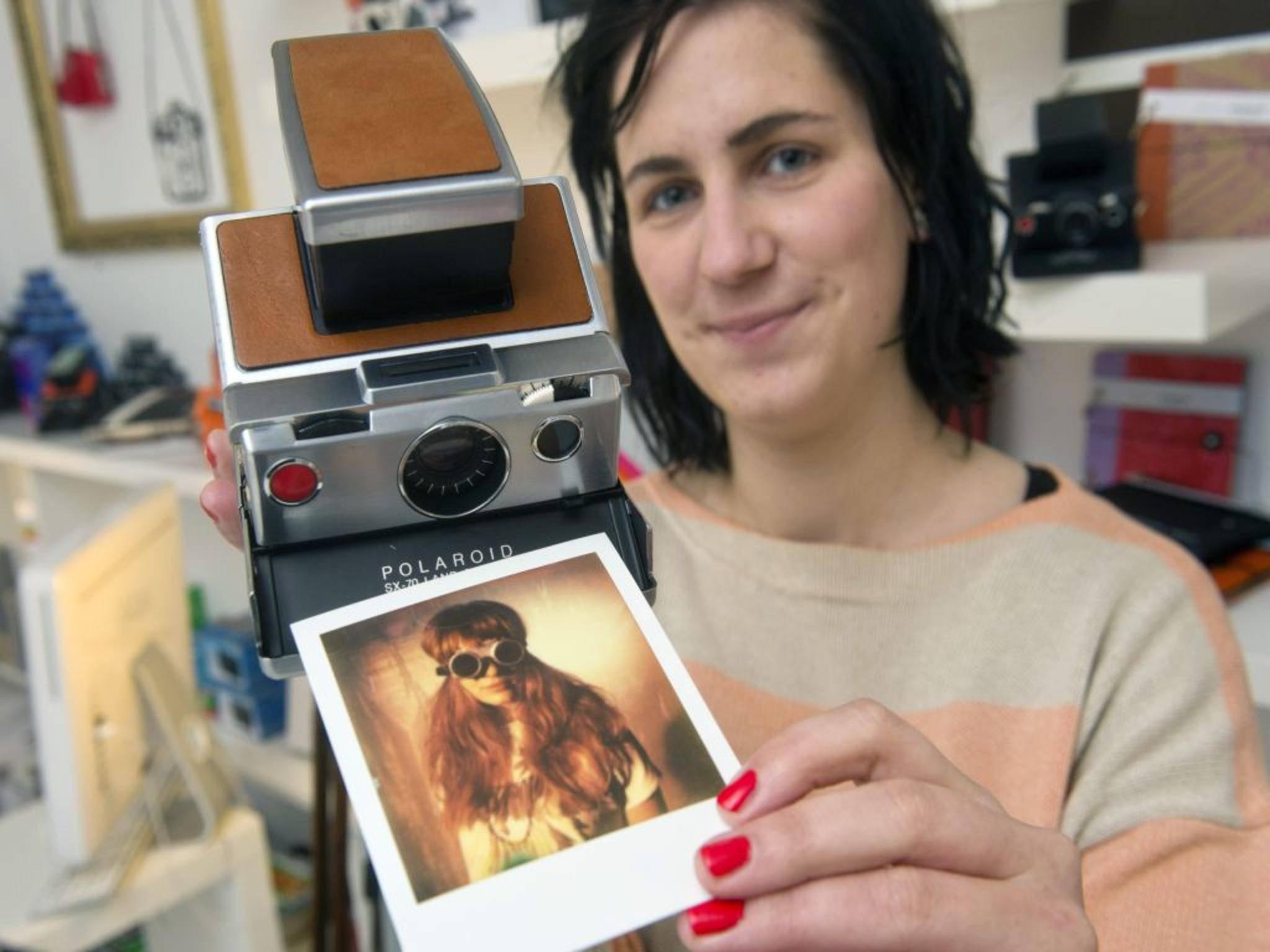 Hipster-Kram? Google denkt offenbar über eine eigene Polaroid-Kamera nach.
