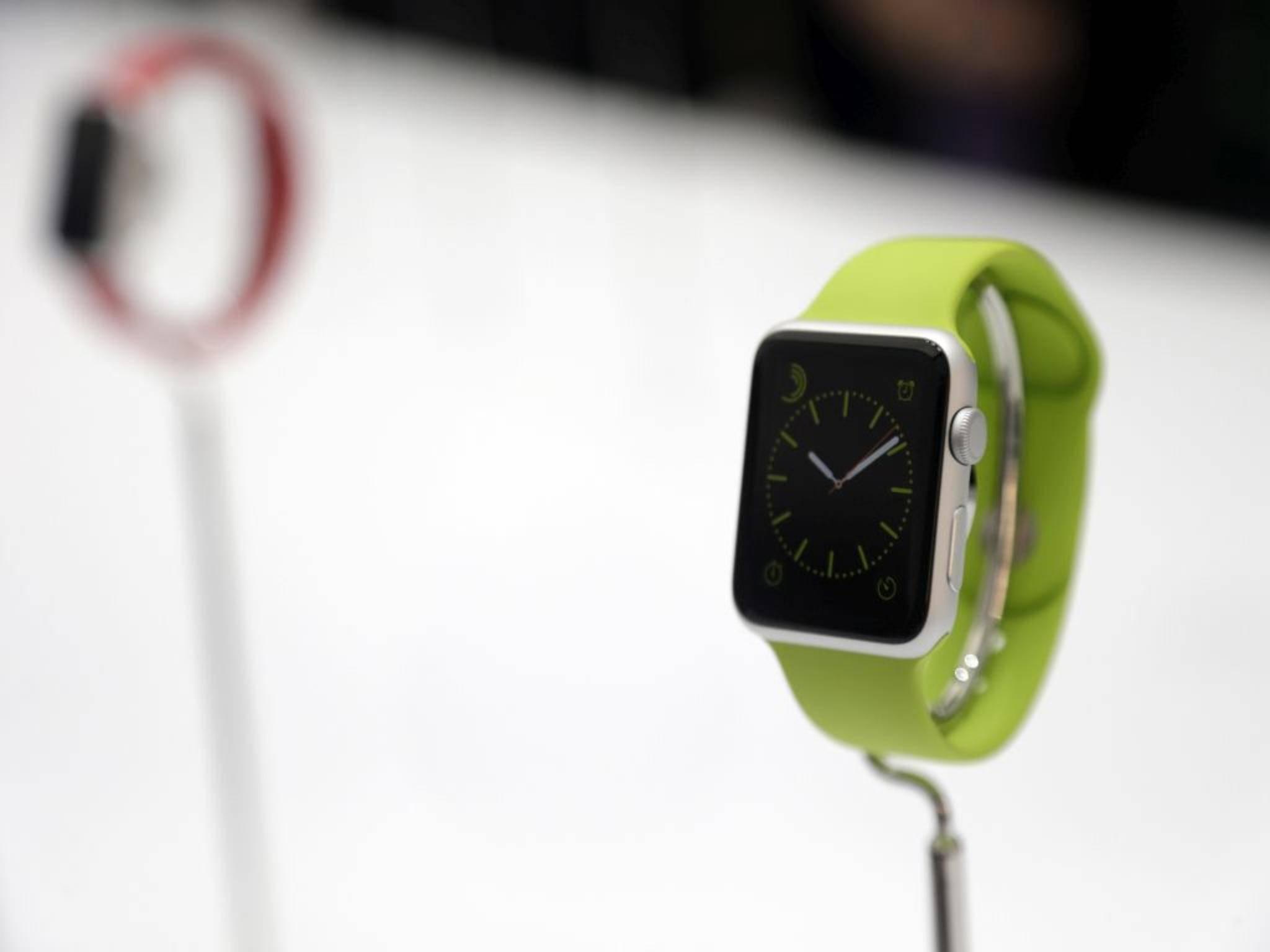 Kurz vor der Veröffentlichung: Die Apple Watch will den Wearables-Markt aufrollen.