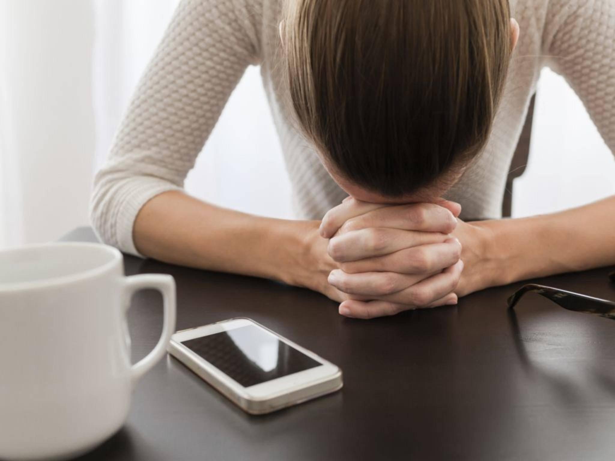 Die Trennung vom iPhone bedeutet Stress: Das haben amerikanische Forscher nun bestätigt.
