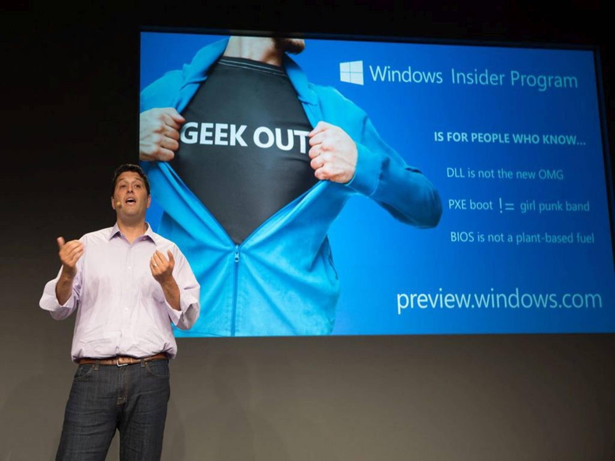 Windows 10 soll dank neuer Browser-Features ganz besonders attraktiv werden.