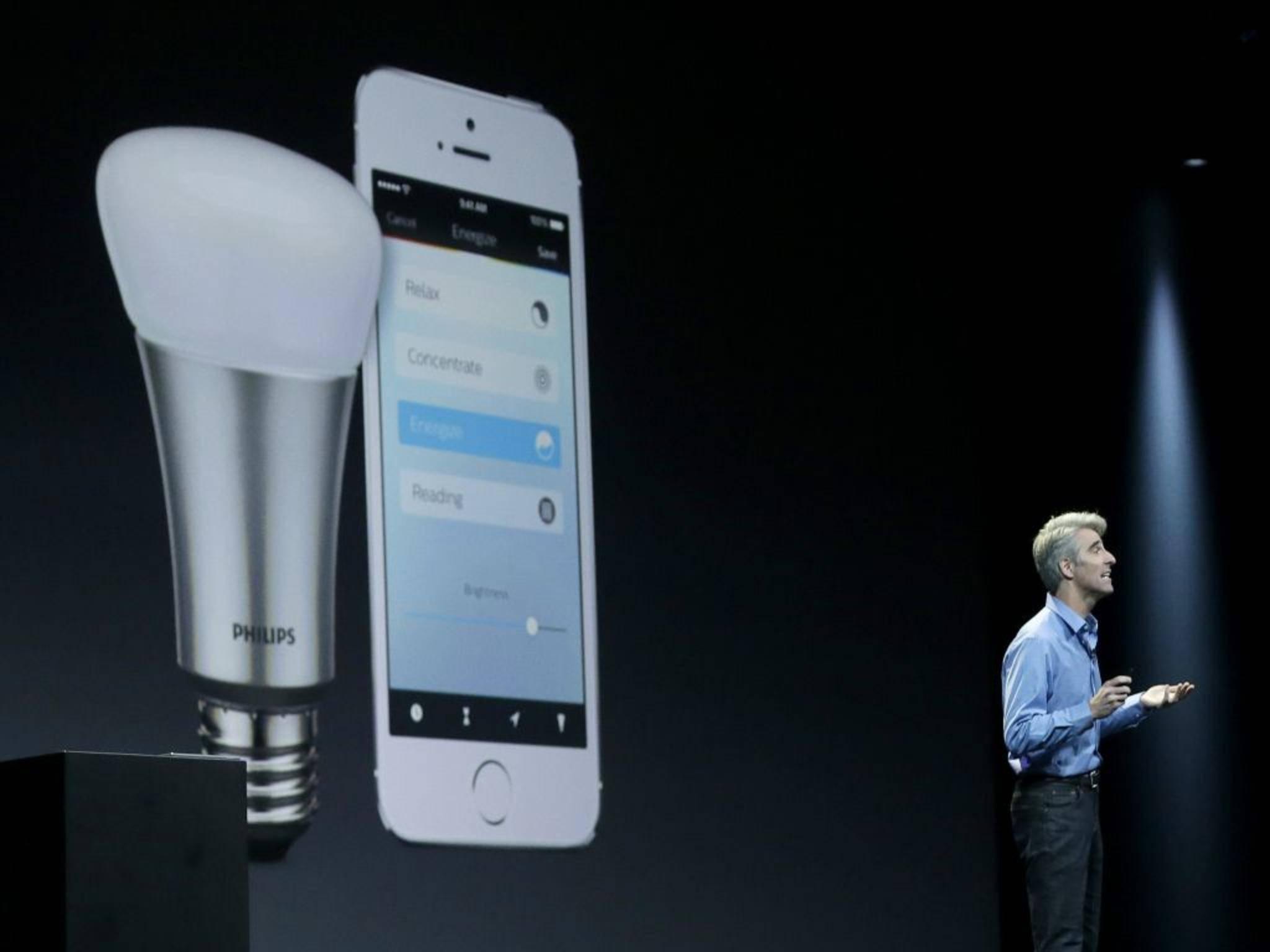 HomeKit ist die Apple-Lösung für Smart Home-Anwendungen.