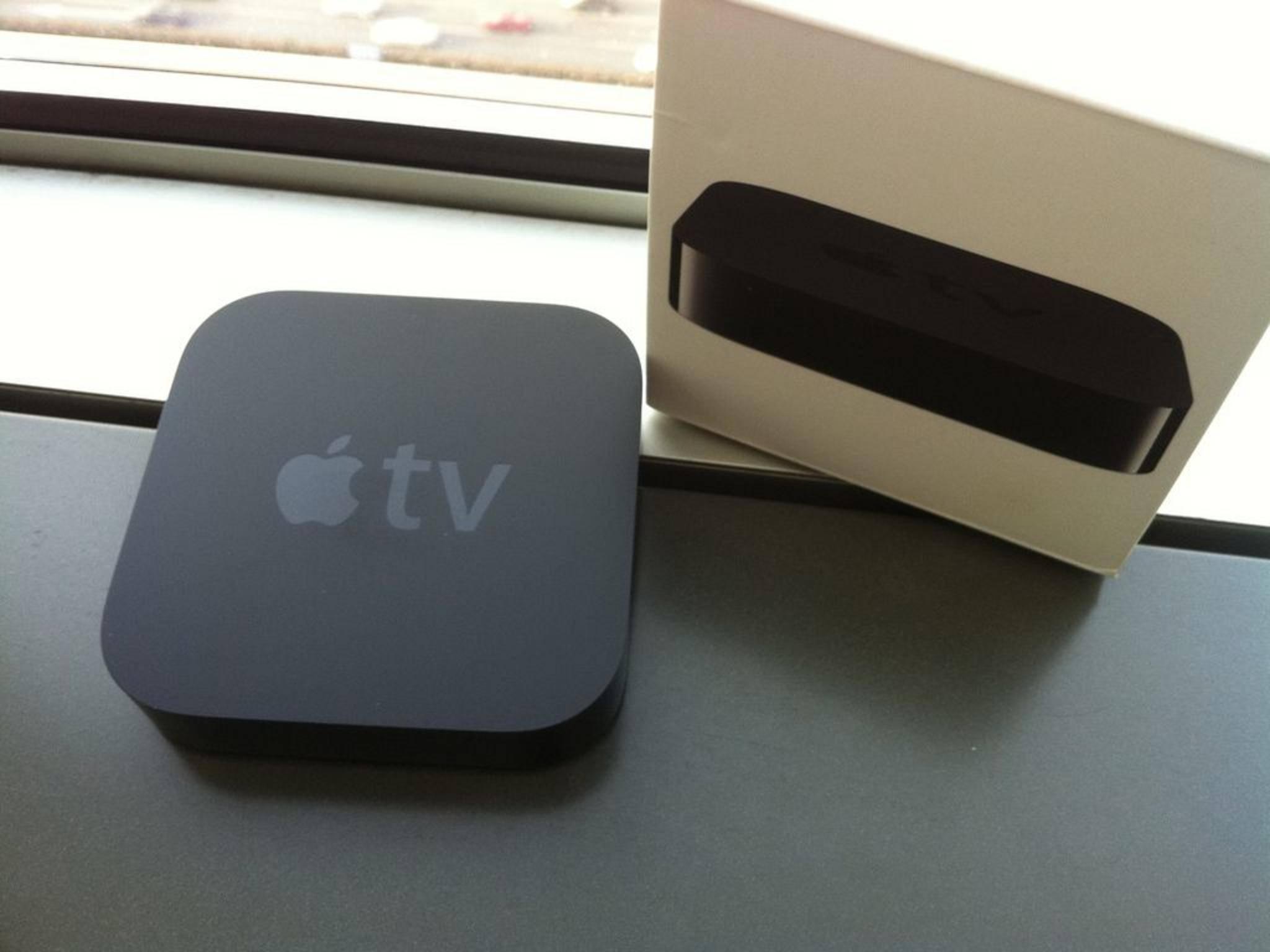 Die Streaming-Box Apple TV könnte 2015 in die vierte Generation gehen.