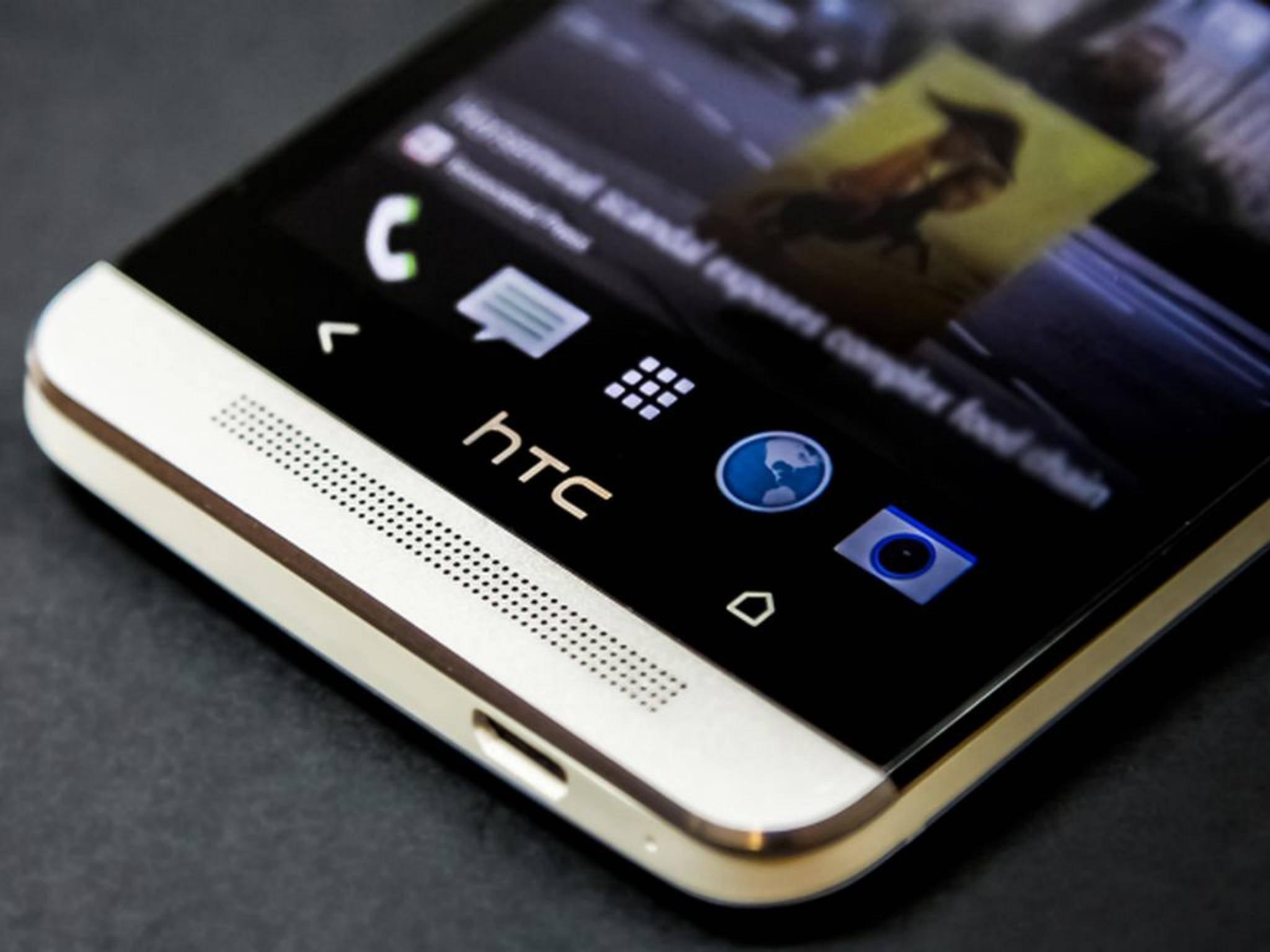 Das HTC One M7 ist schon zwei Jahre alt und bekommt demnächst offenbar endlich Android 5.0 Lollipop.
