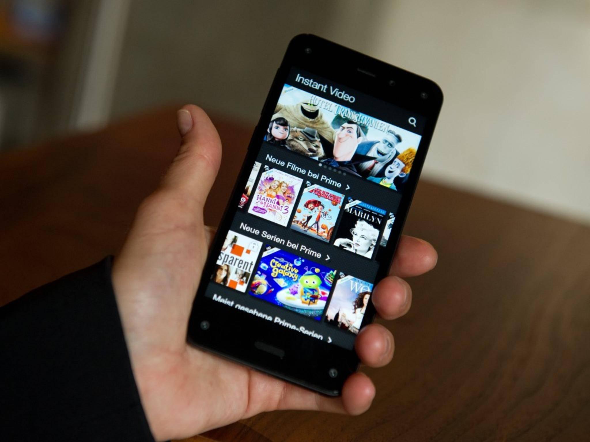 Rund zwölf eigene Filme pro Jahr will Amazon für Prime Instant Video herausbringen.