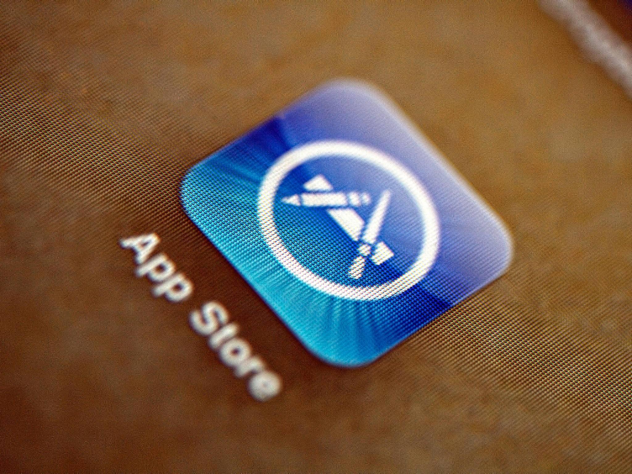 Im App Store konnten erstmalig kostenfrei und legal Apps heruntergeladen werden.
