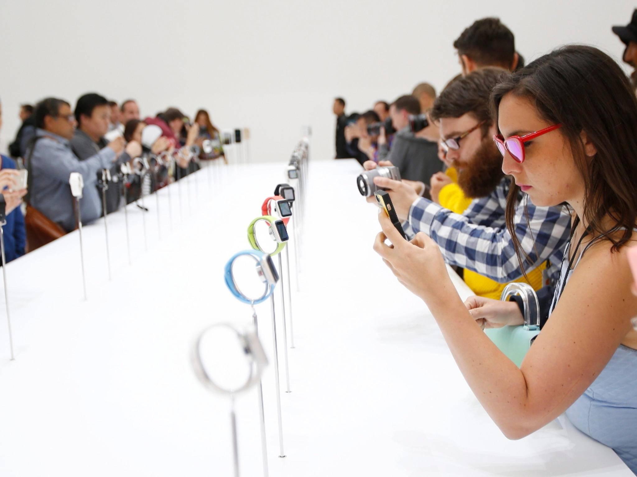 Die Apple Watch soll viel können – aber braucht man sie auch? Ein Finanzprofi aus den USA ist skeptisch.