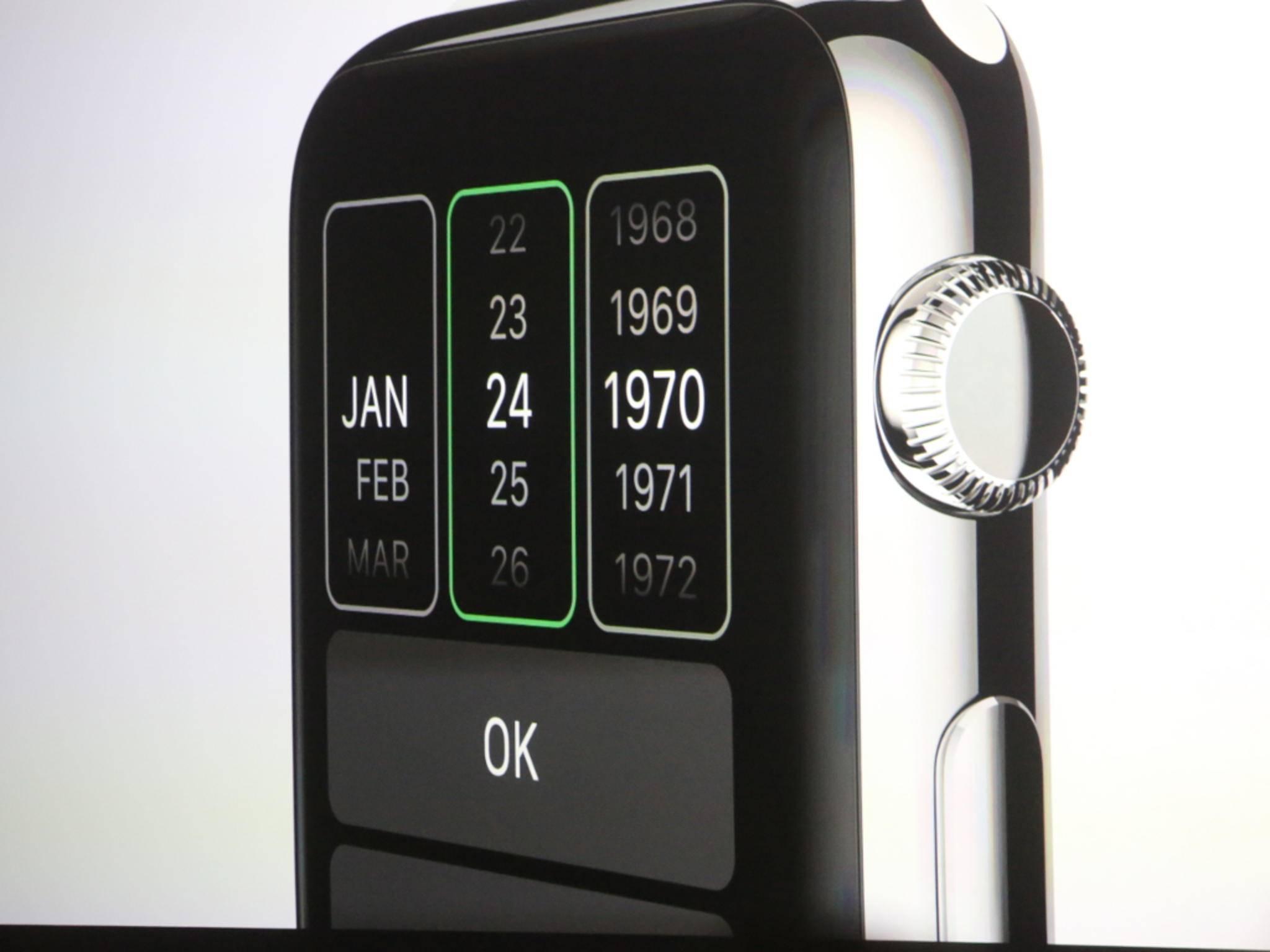 Im Inneren der Apple Watch könnte jede Menge Samsung-Technik stecken.
