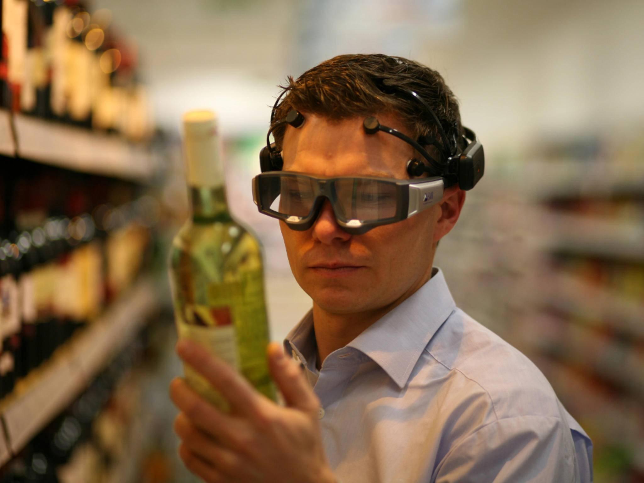 Apple ist an der Weiterentwicklung der Eye-Tracking-Technologie interessiert.