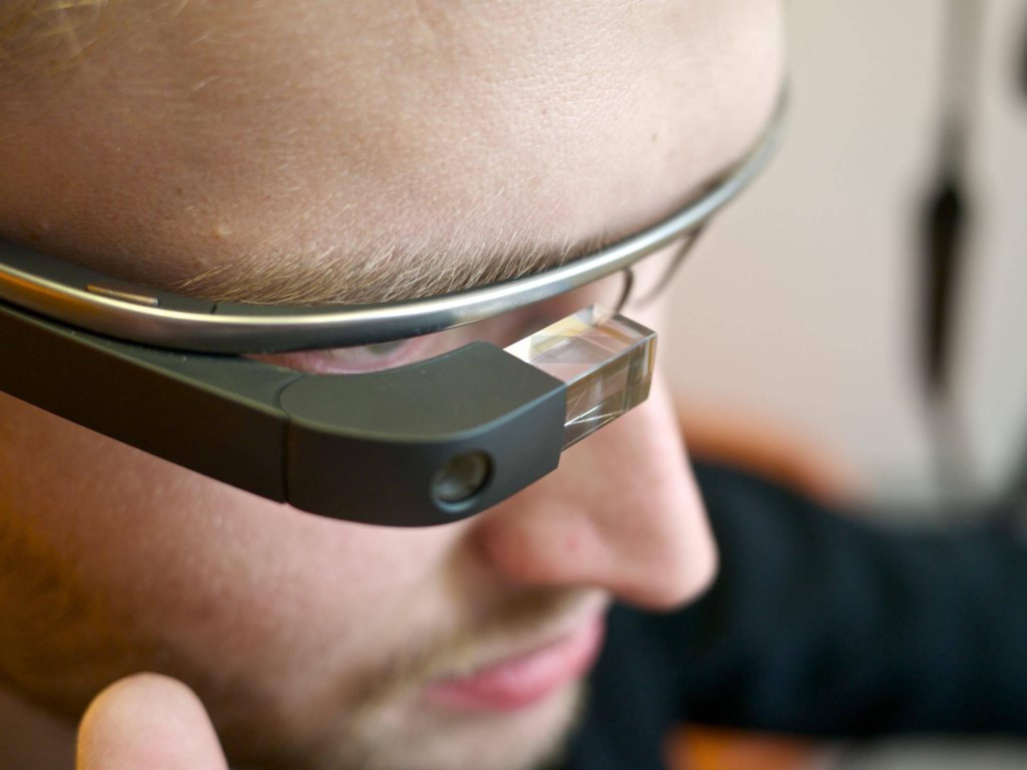 Google Glass wird in einer Enterprise Edition neu aufgelegt.