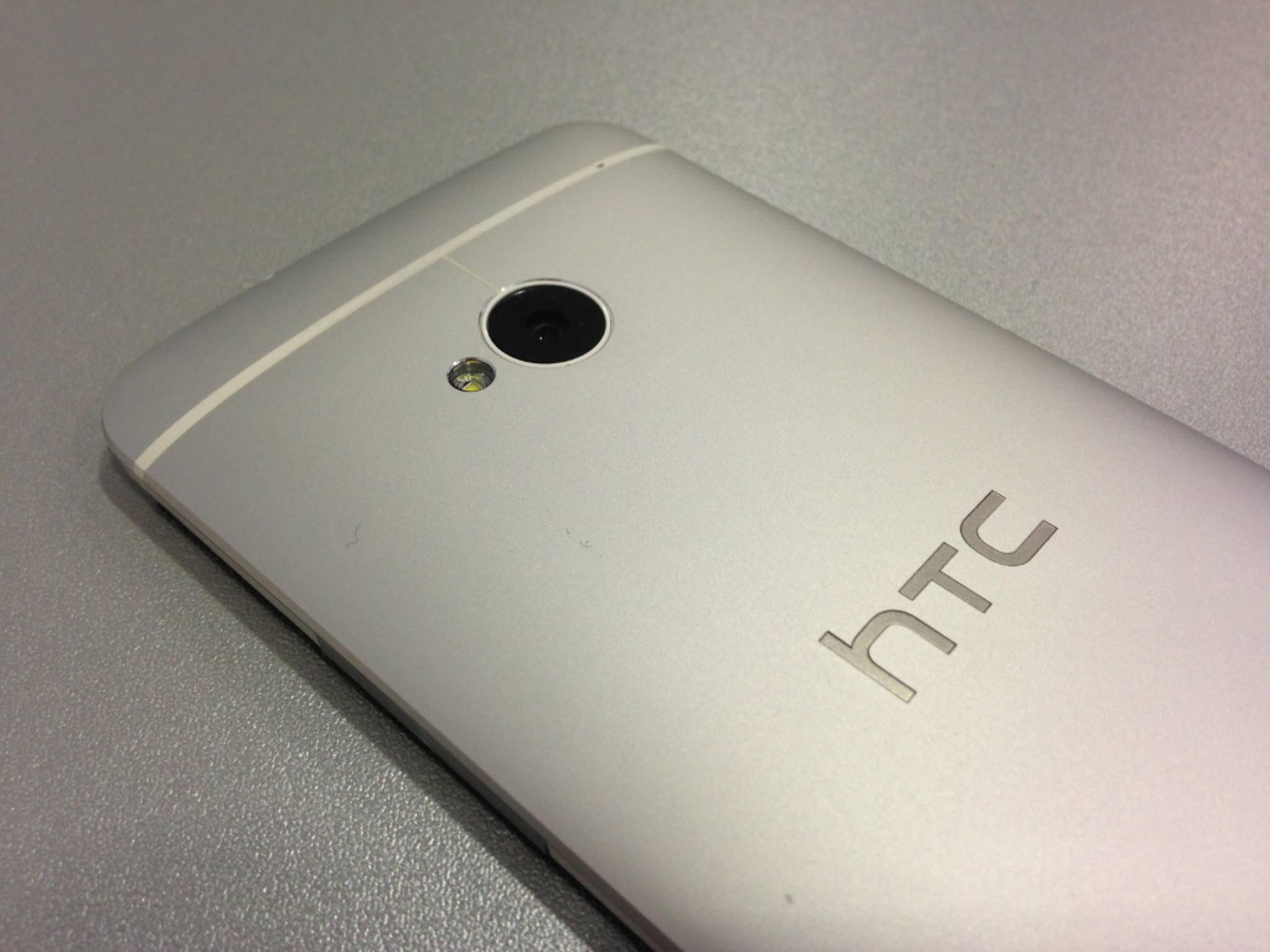 HTC könnte auf der CES den Nachfolger des HTC One M8 vorstellen.