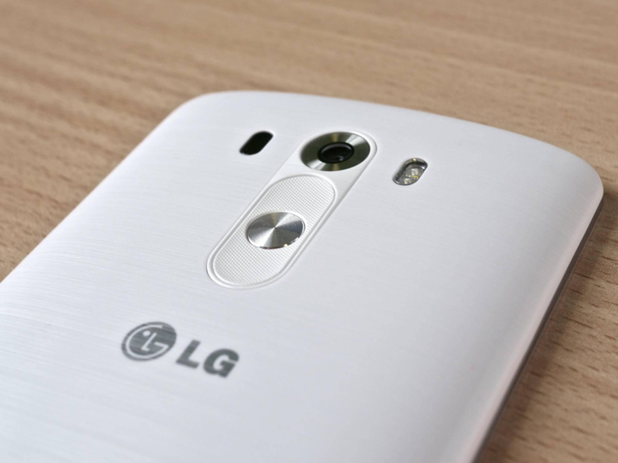 Rückkamera des LG G3