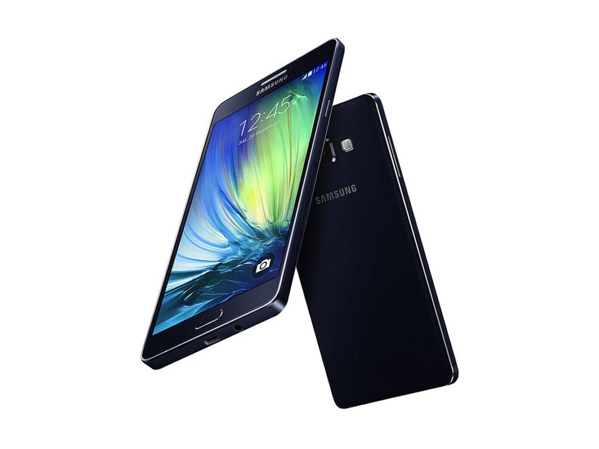 Am Montag stellte Samsung das dritte Modell seiner Galaxy A-Reihe vor.