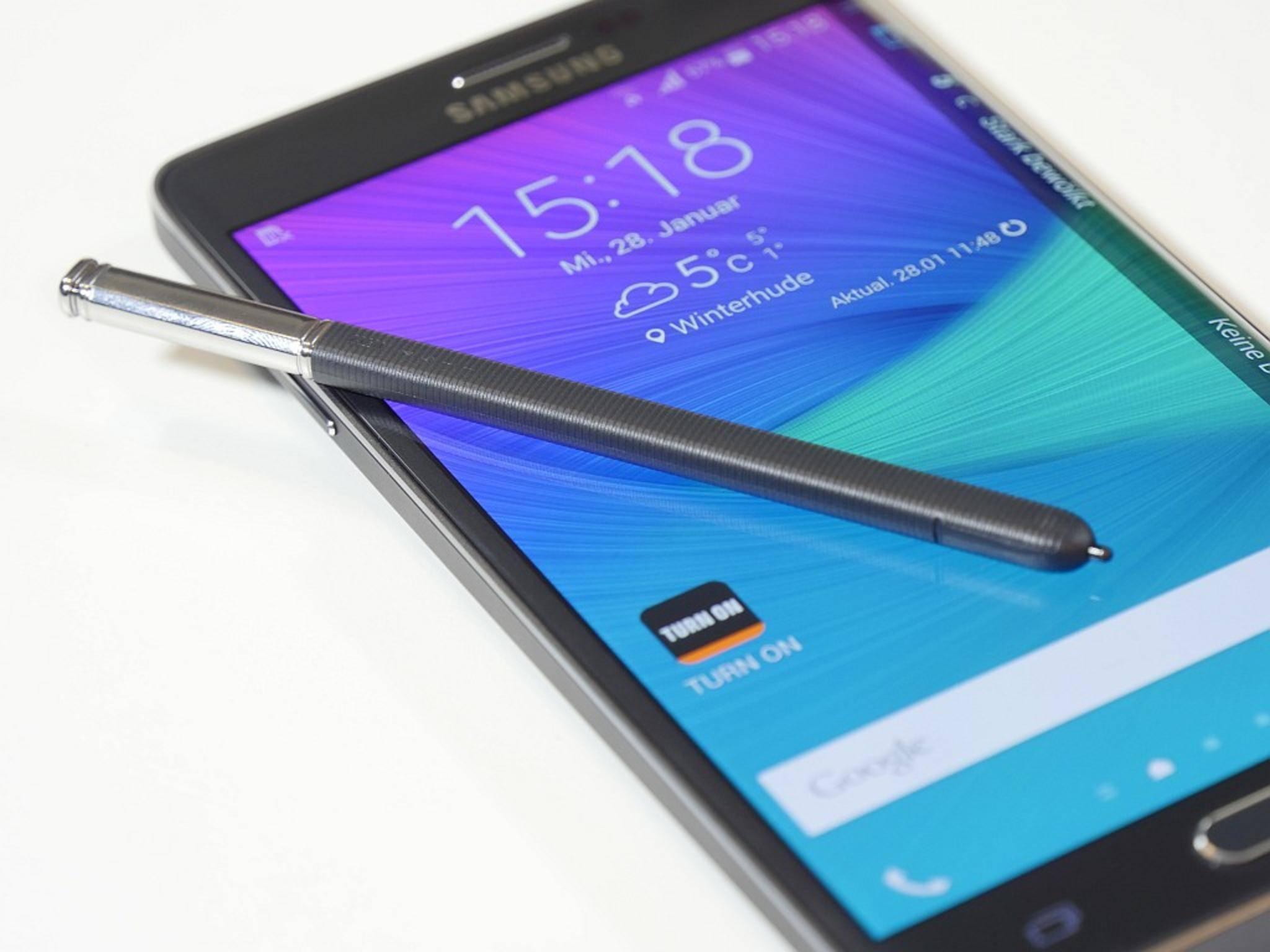 Kommt das nächste Galaxy Note schon im Sommer?